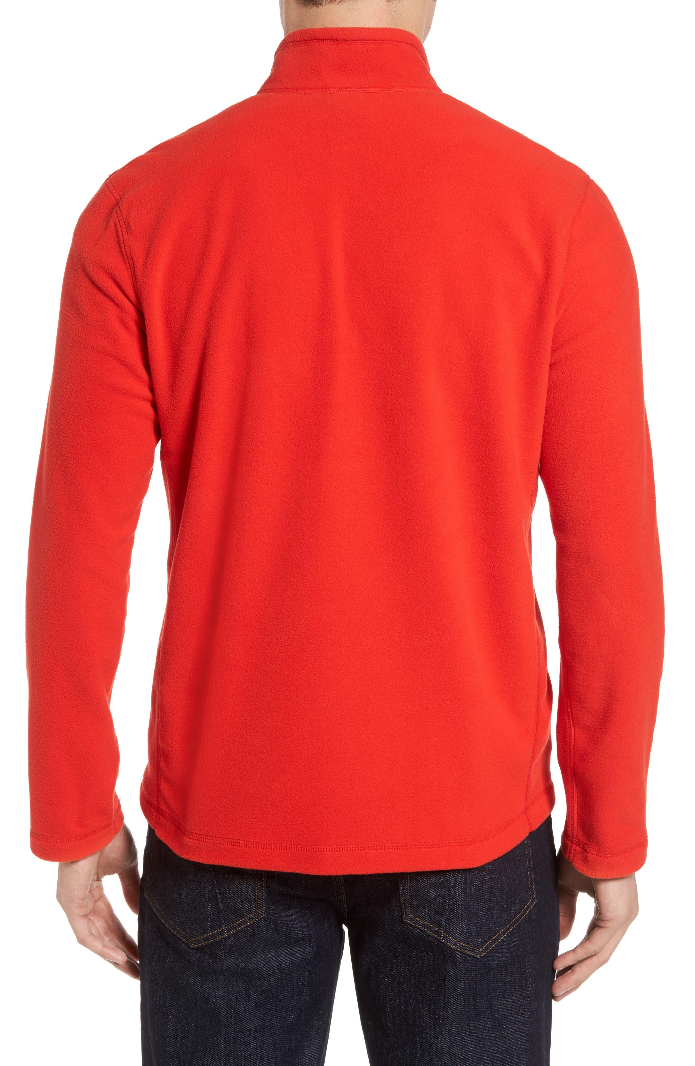 'TKA 100 Glacier' Quarter Zip Fleece Pullover,                             Alternate thumbnail 88, color,