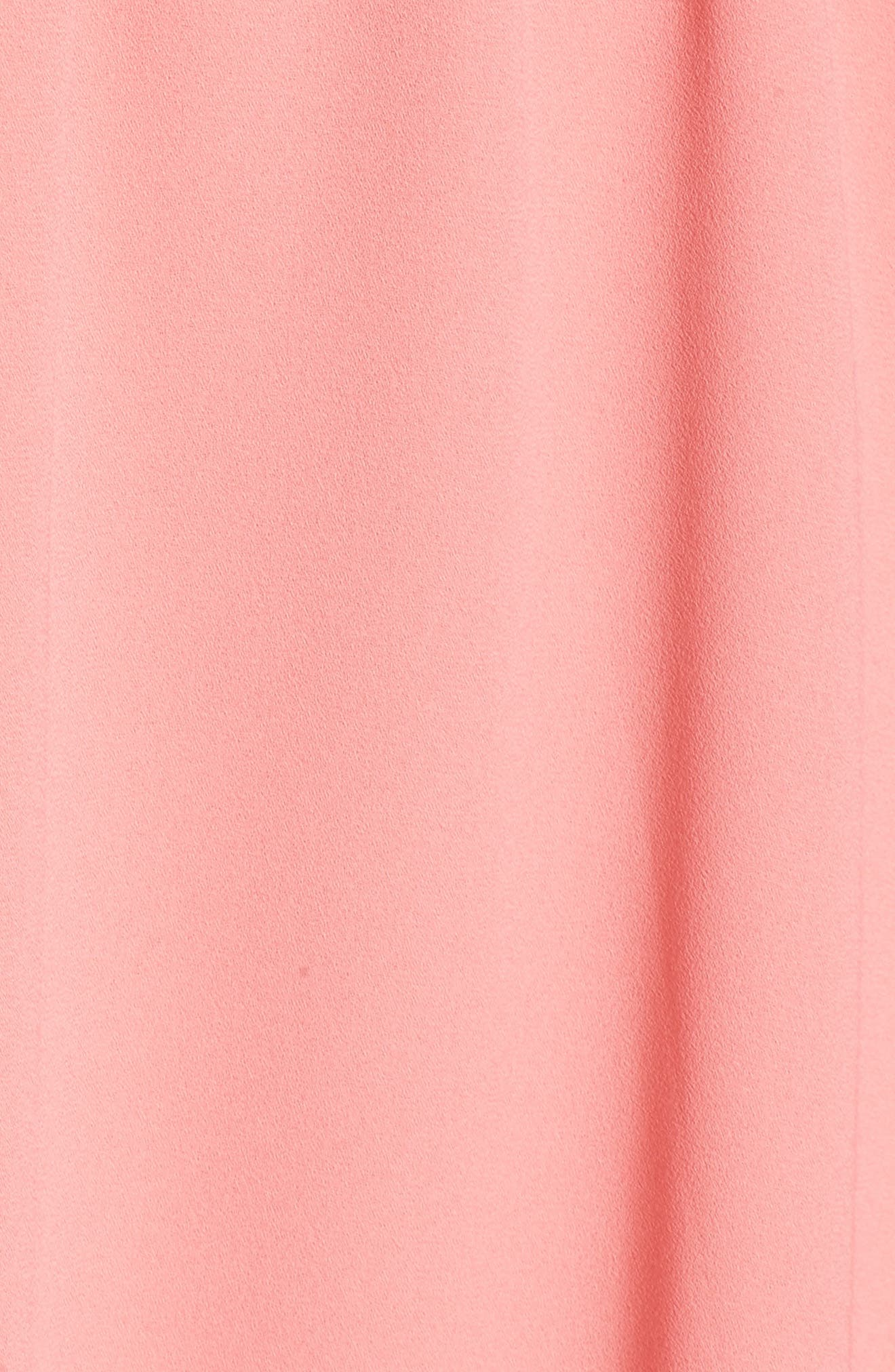 Blouson Chiffon Skater Dress,                             Alternate thumbnail 226, color,