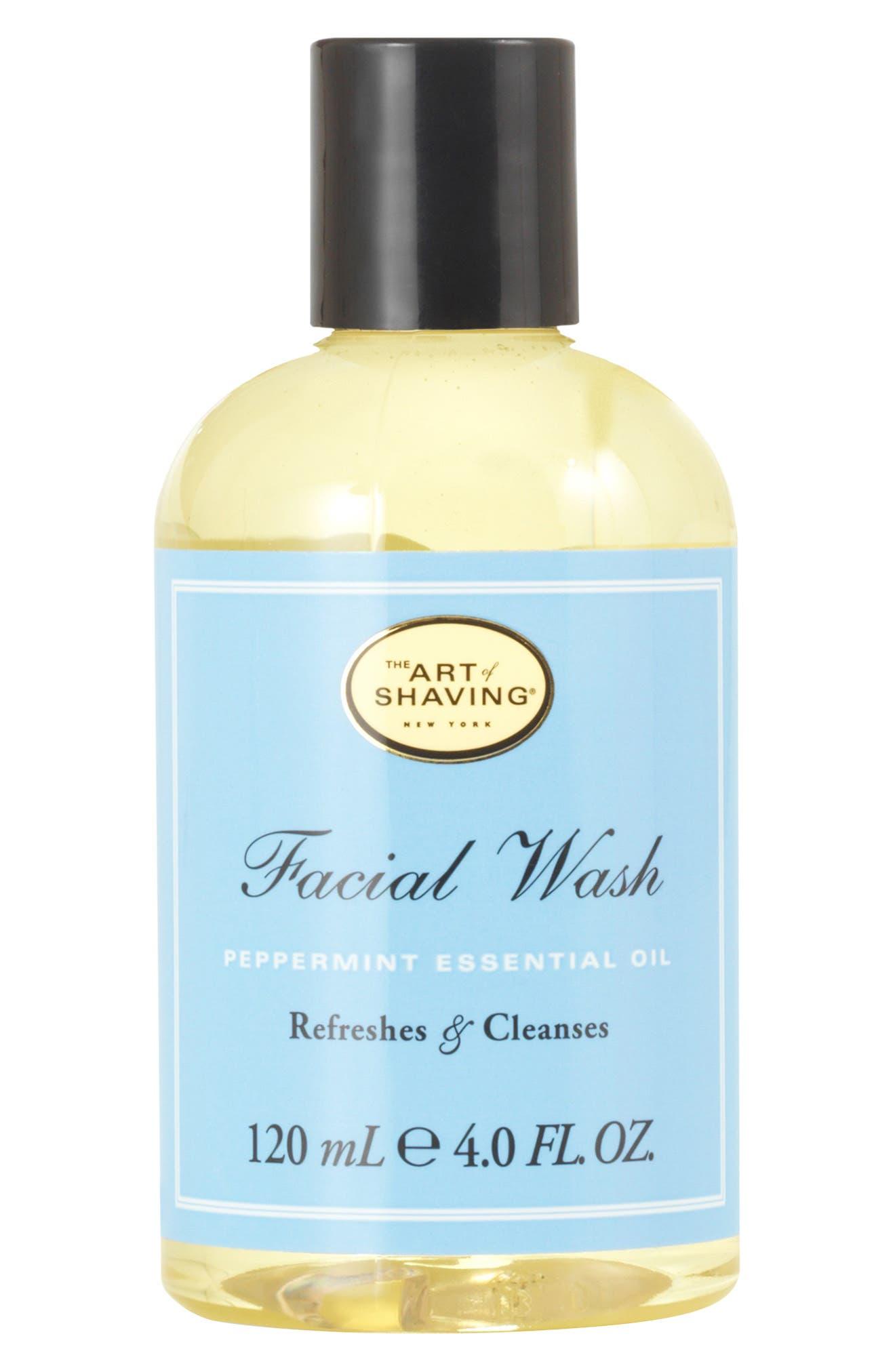 Peppermint Facial Wash,                             Alternate thumbnail 2, color,                             000