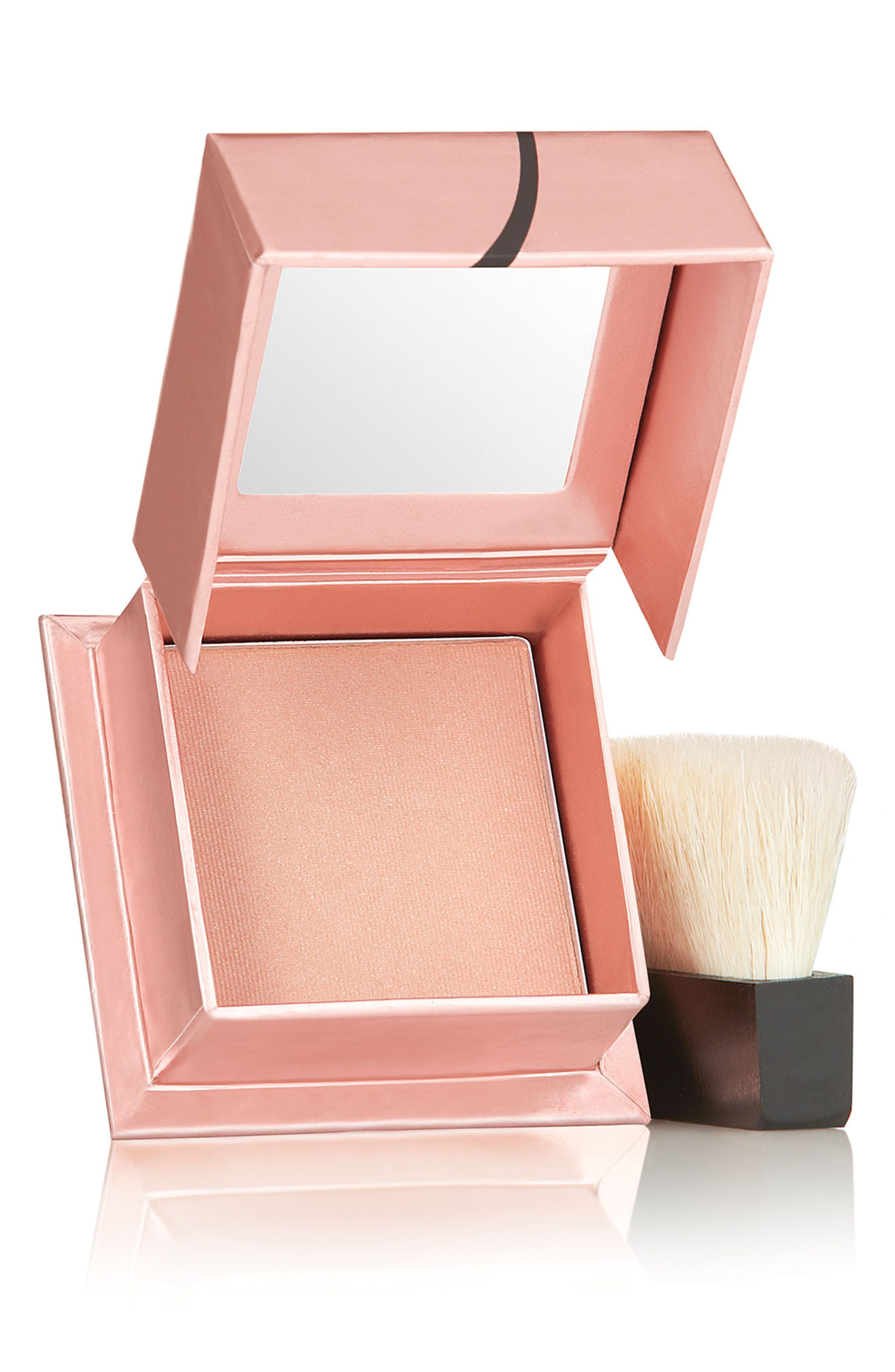 Benefit Dandelion Twinkle Powder Highlighter,                             Main thumbnail 1, color,                             NUDE PINK
