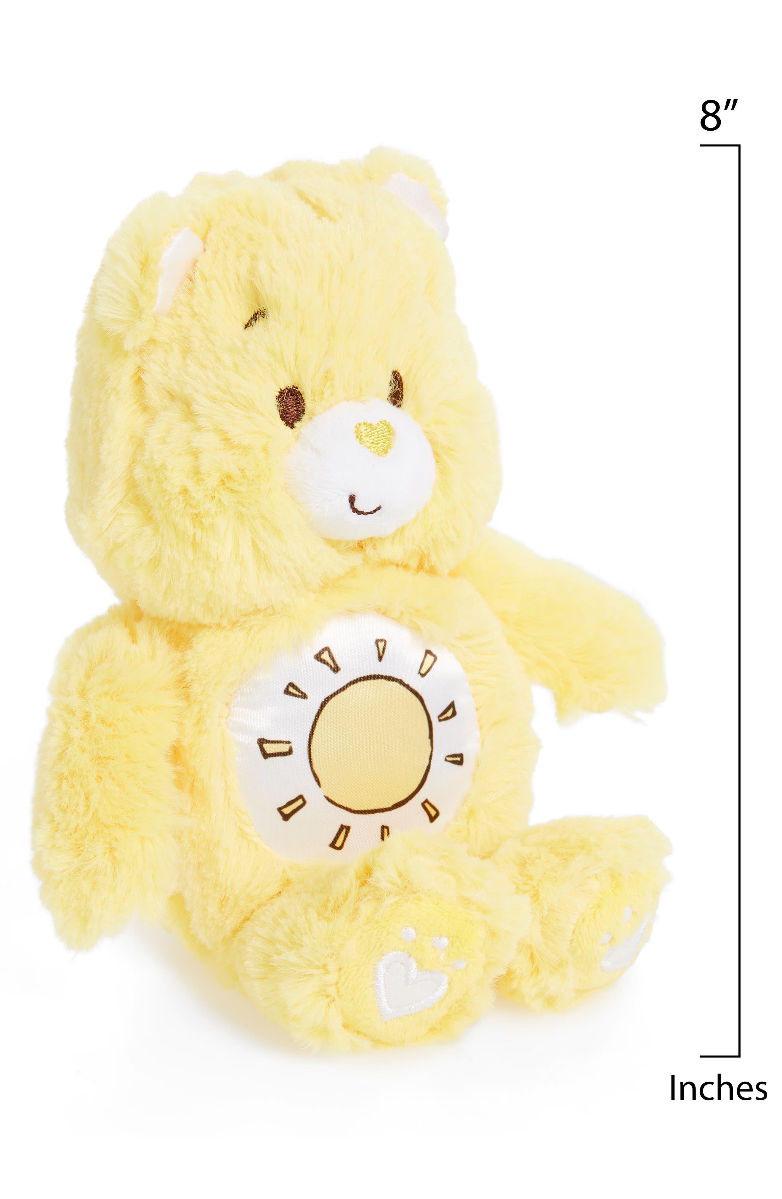 KIDS PREFERRED,                             Care Bears Funshine Bear Plush Toy,                             Alternate thumbnail 2, color,                             YELLOW