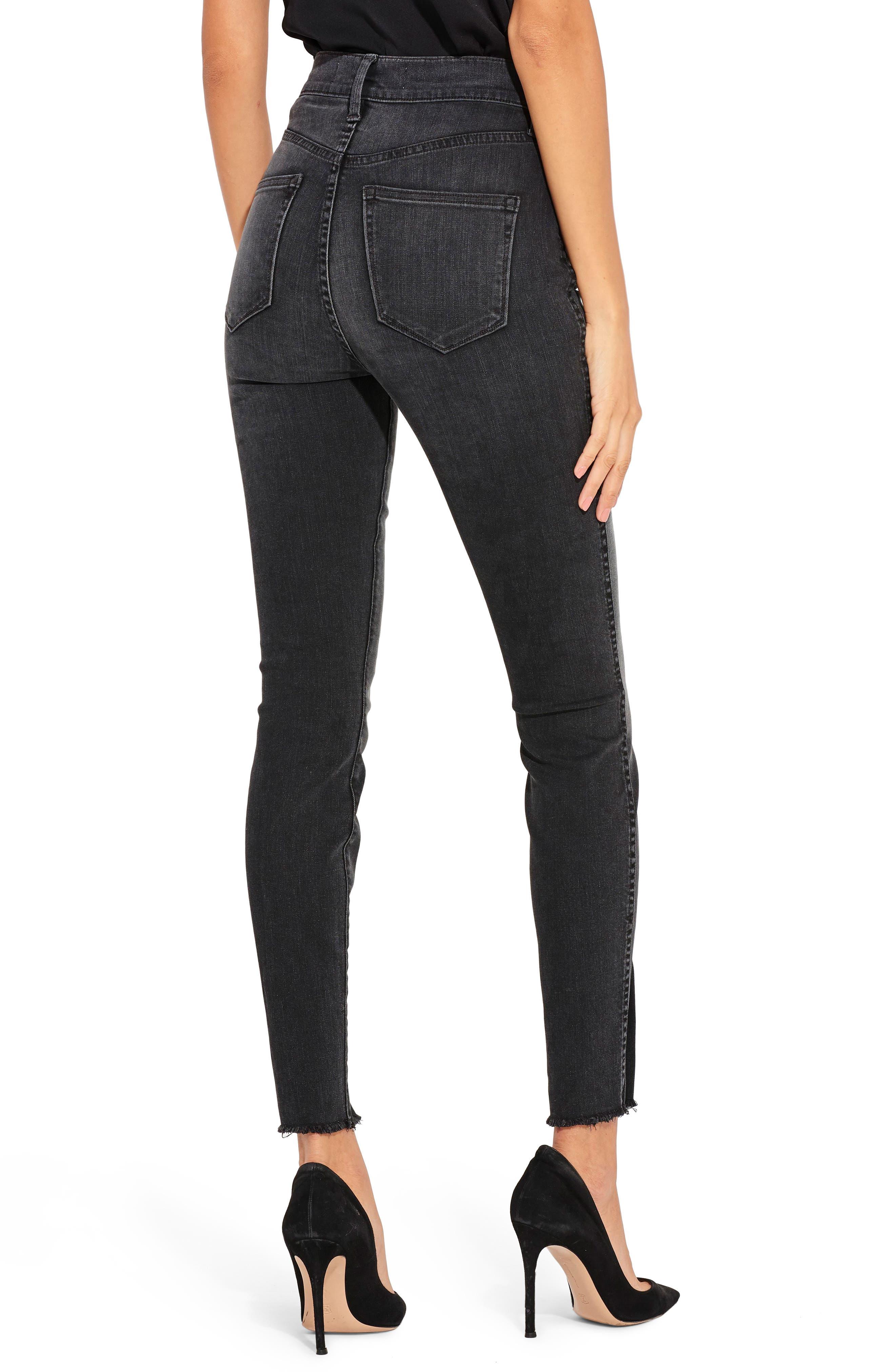 The Riser Skinny Jeans,                             Alternate thumbnail 2, color,                             400