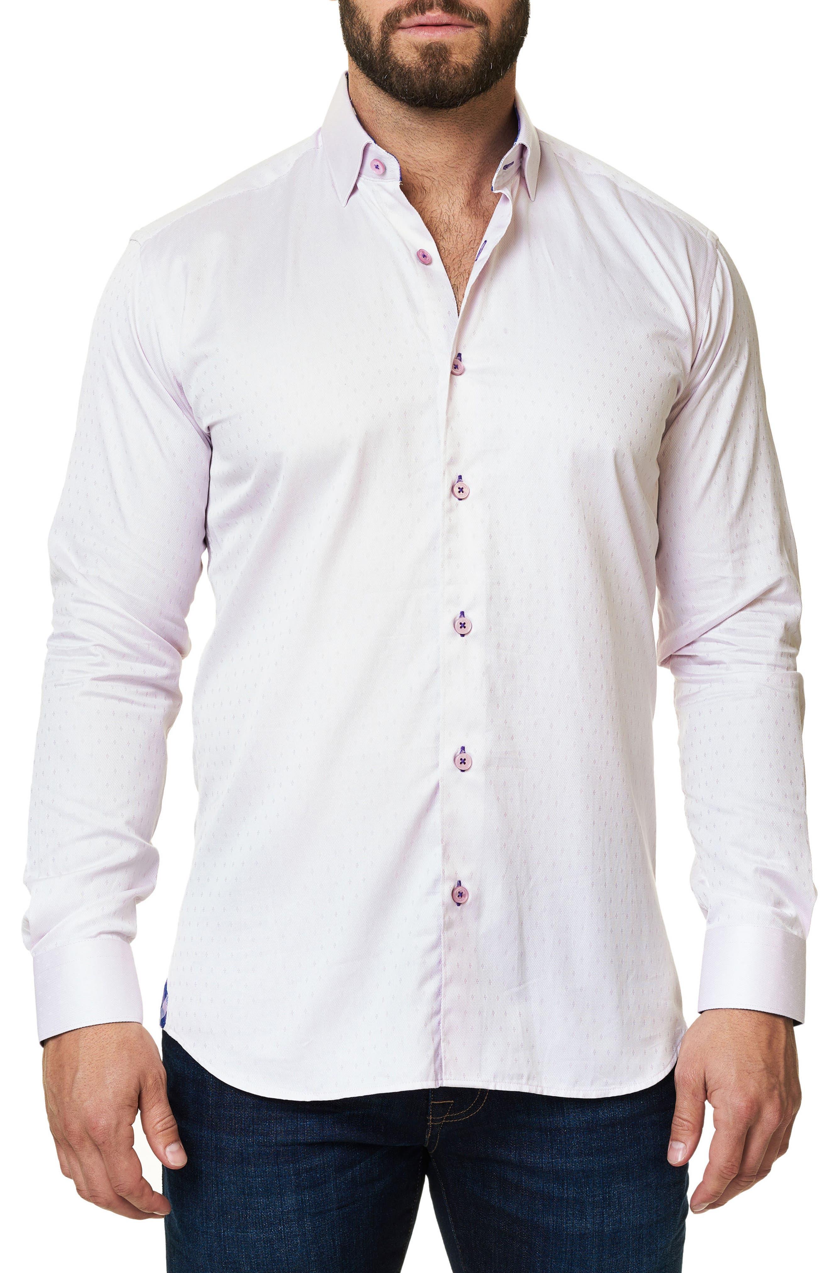 Trim Fit Sport Shirt,                         Main,                         color, 660
