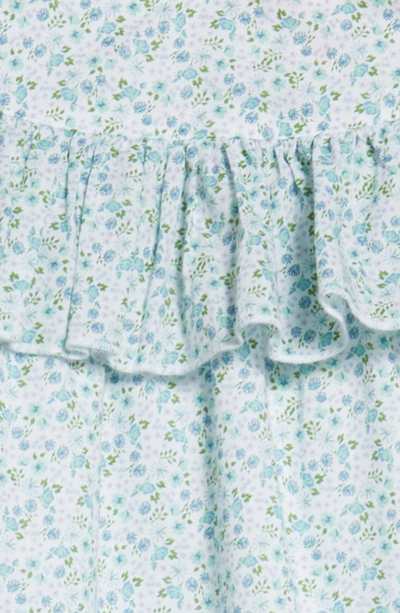 Ruffle Dress,                             Alternate thumbnail 3, color,                             100