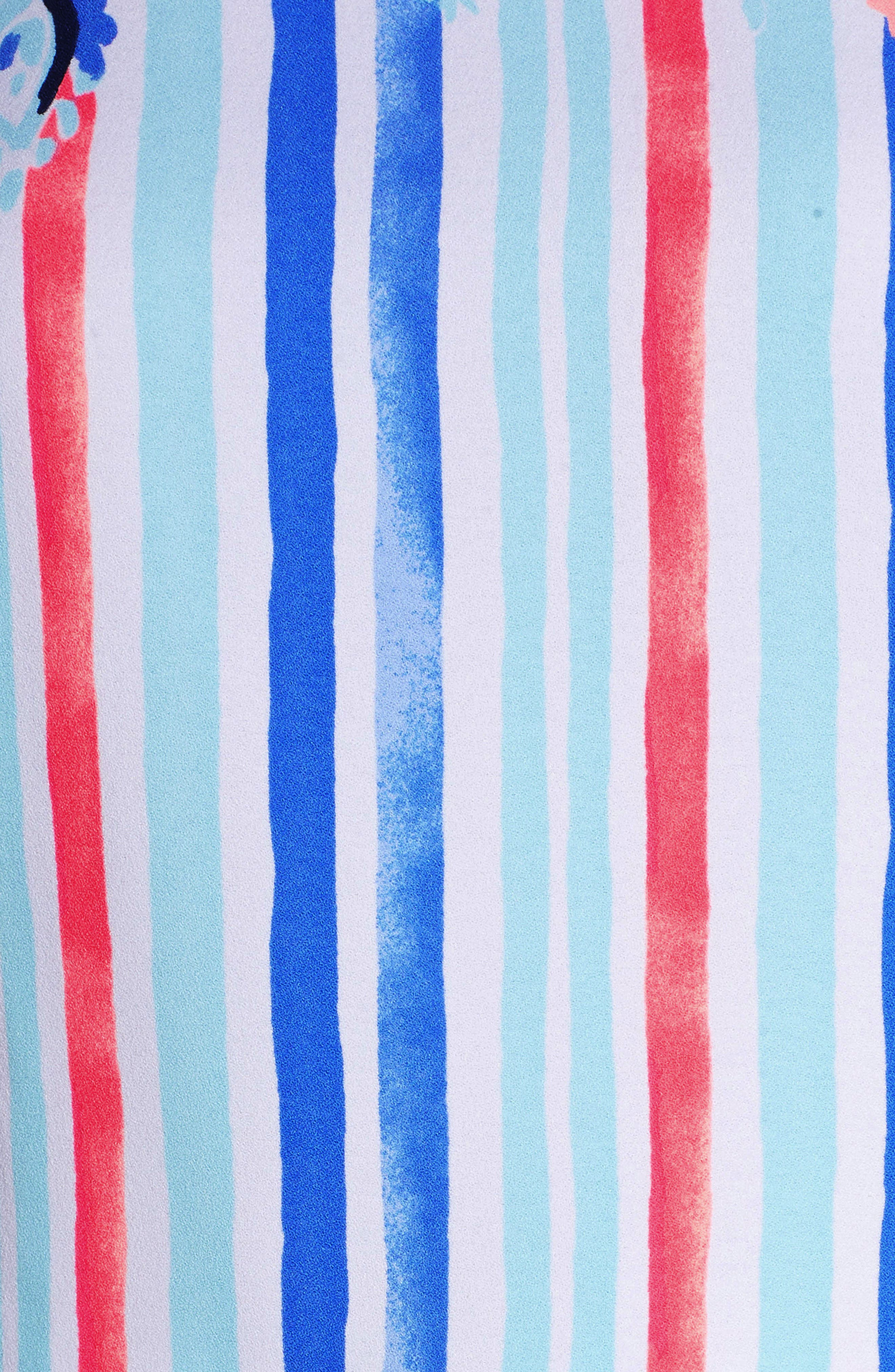 Donna Romper Dress,                             Alternate thumbnail 6, color,                             455