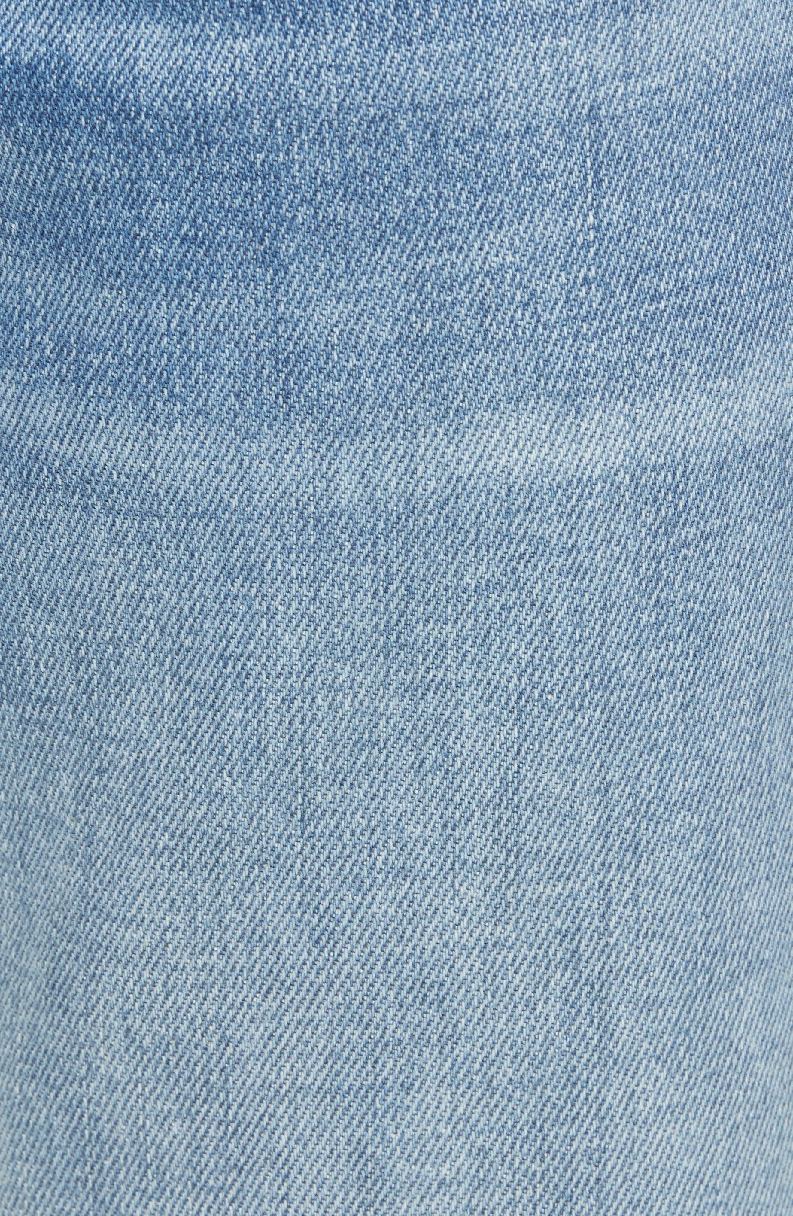 L'Homme Skinny Jeans,                             Alternate thumbnail 5, color,                             PICKNEY