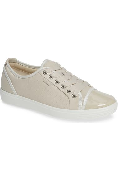 dce42c6a1750 ECCO Soft 7 Cap Toe Sneaker (Women)