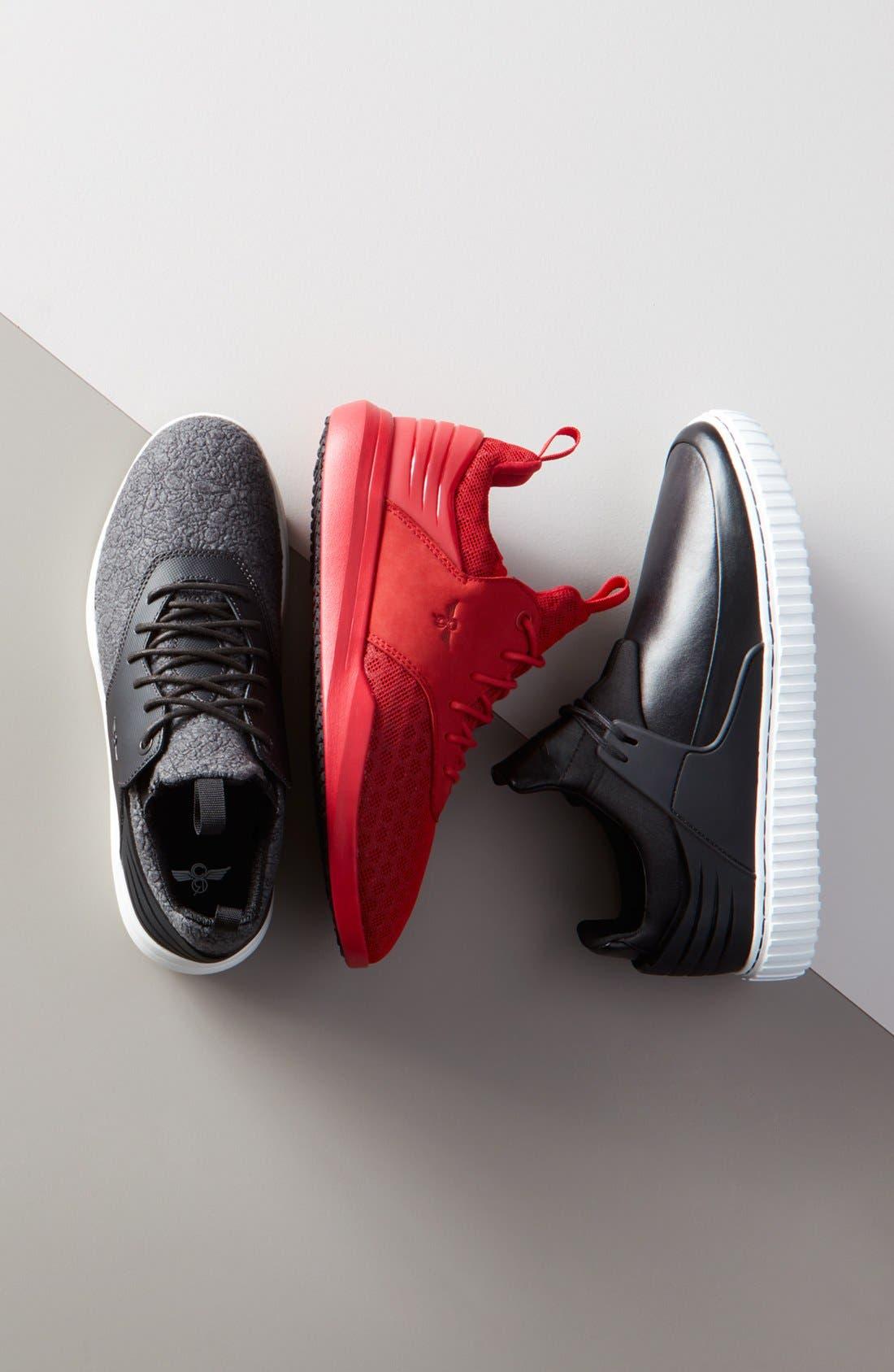 Deross Sneaker,                             Alternate thumbnail 2, color,                             001