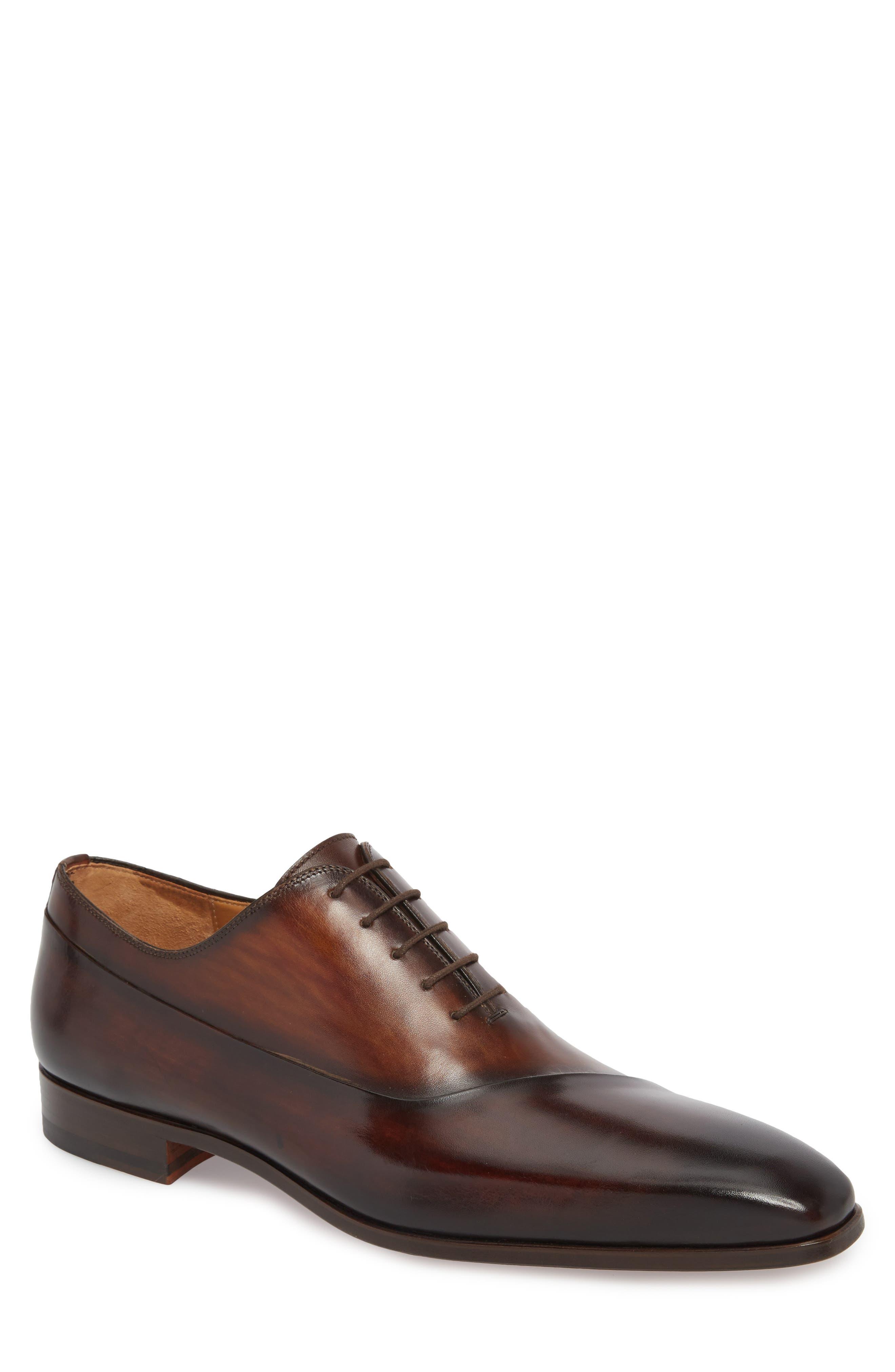 Cristiano Asymmetrical Whole Cut Shoe,                             Main thumbnail 1, color,                             200