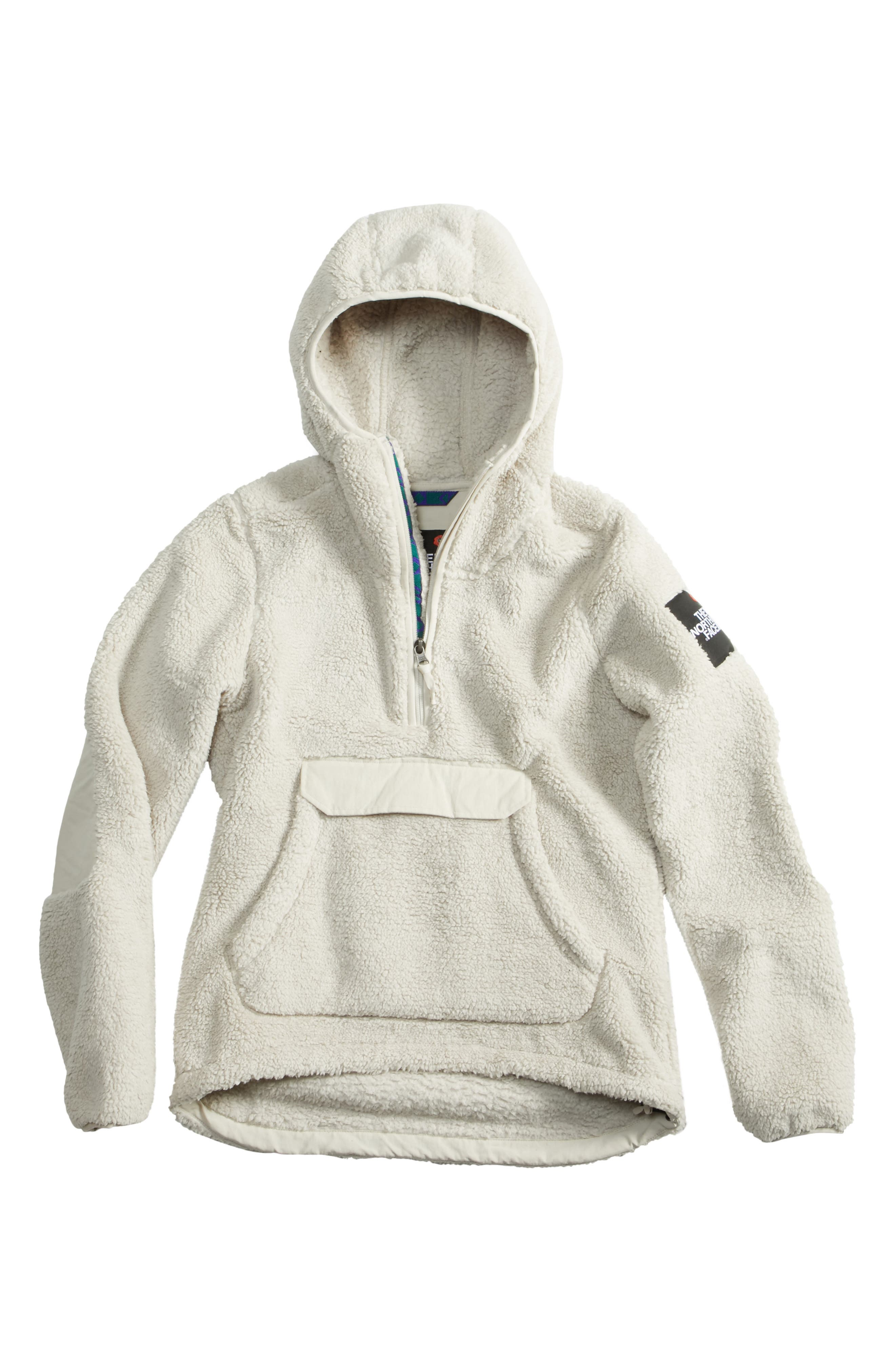 Campshire High Pile Fleece Pullover Hoodie,                             Alternate thumbnail 12, color,