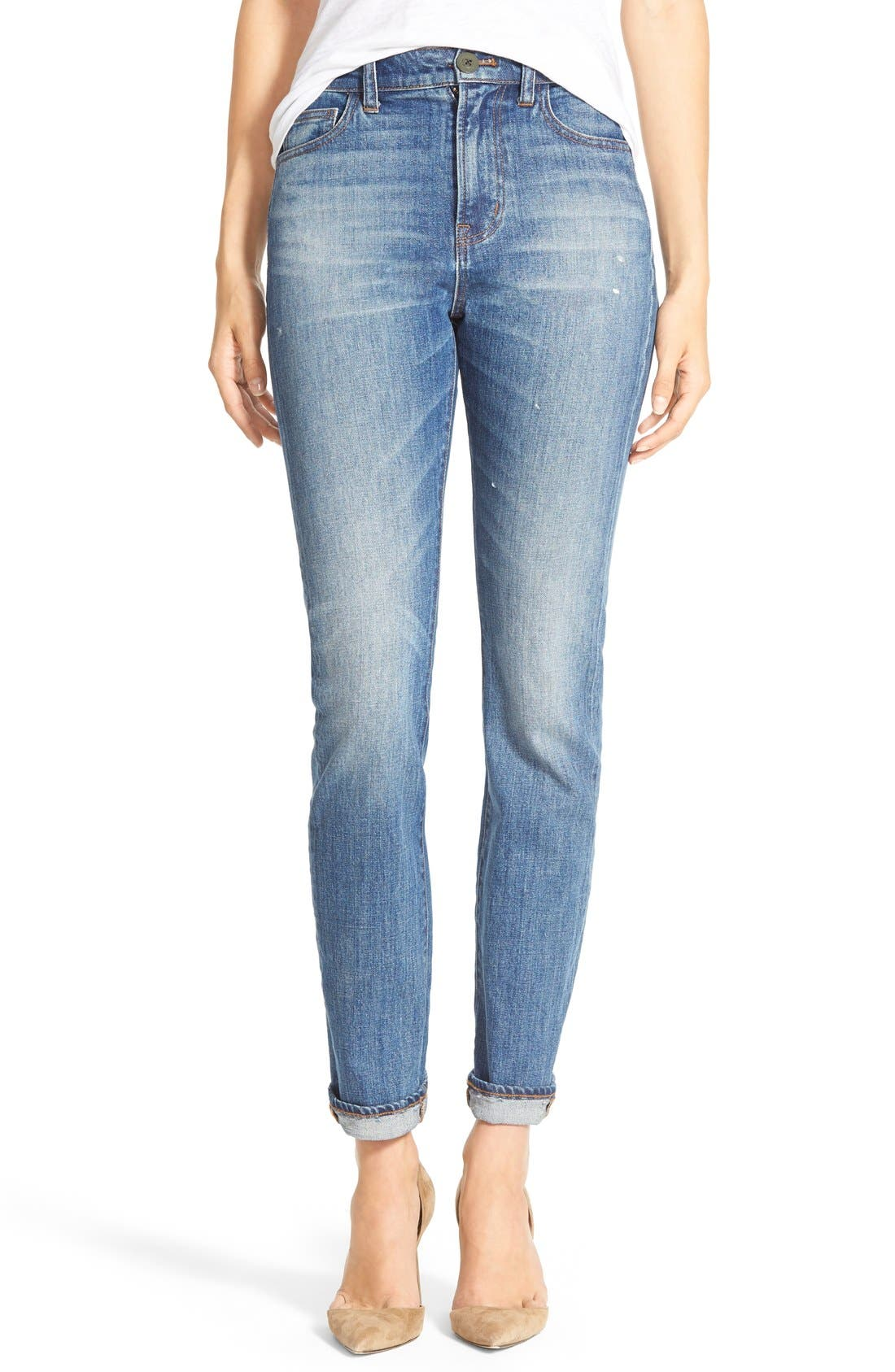 'Perfect Fall' Jeans,                             Main thumbnail 1, color,                             400