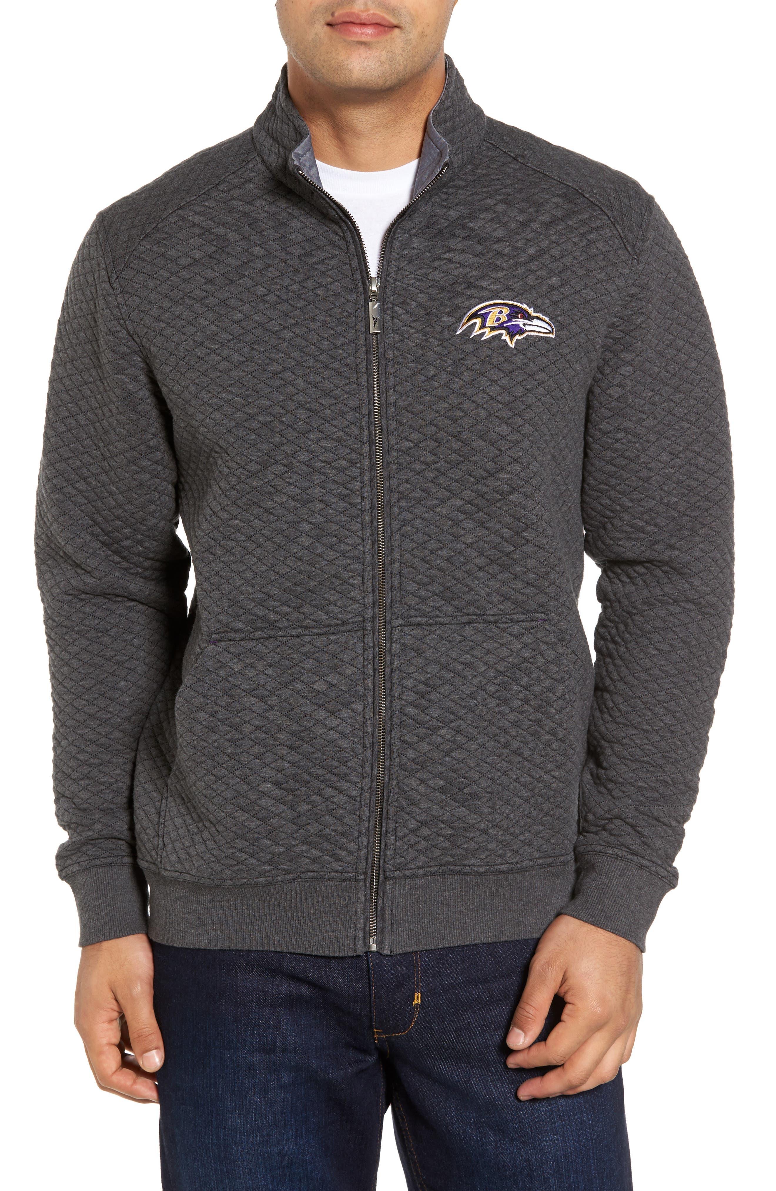 NFL Quiltessential Full Zip Sweatshirt,                             Main thumbnail 25, color,