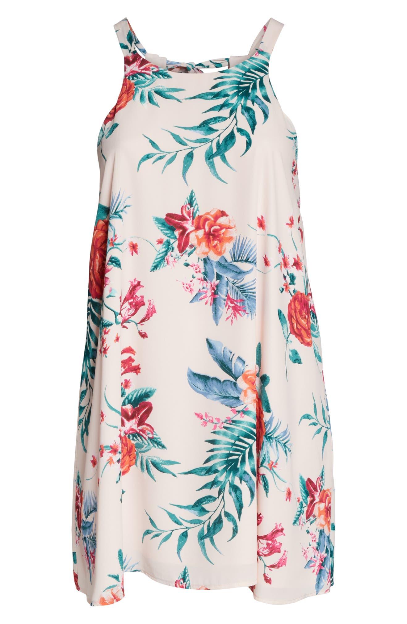 9c0f3aa848ea Naples Swing Halter Dress (Plus Size) (Nordstrom Exclusive) | Nordstrom