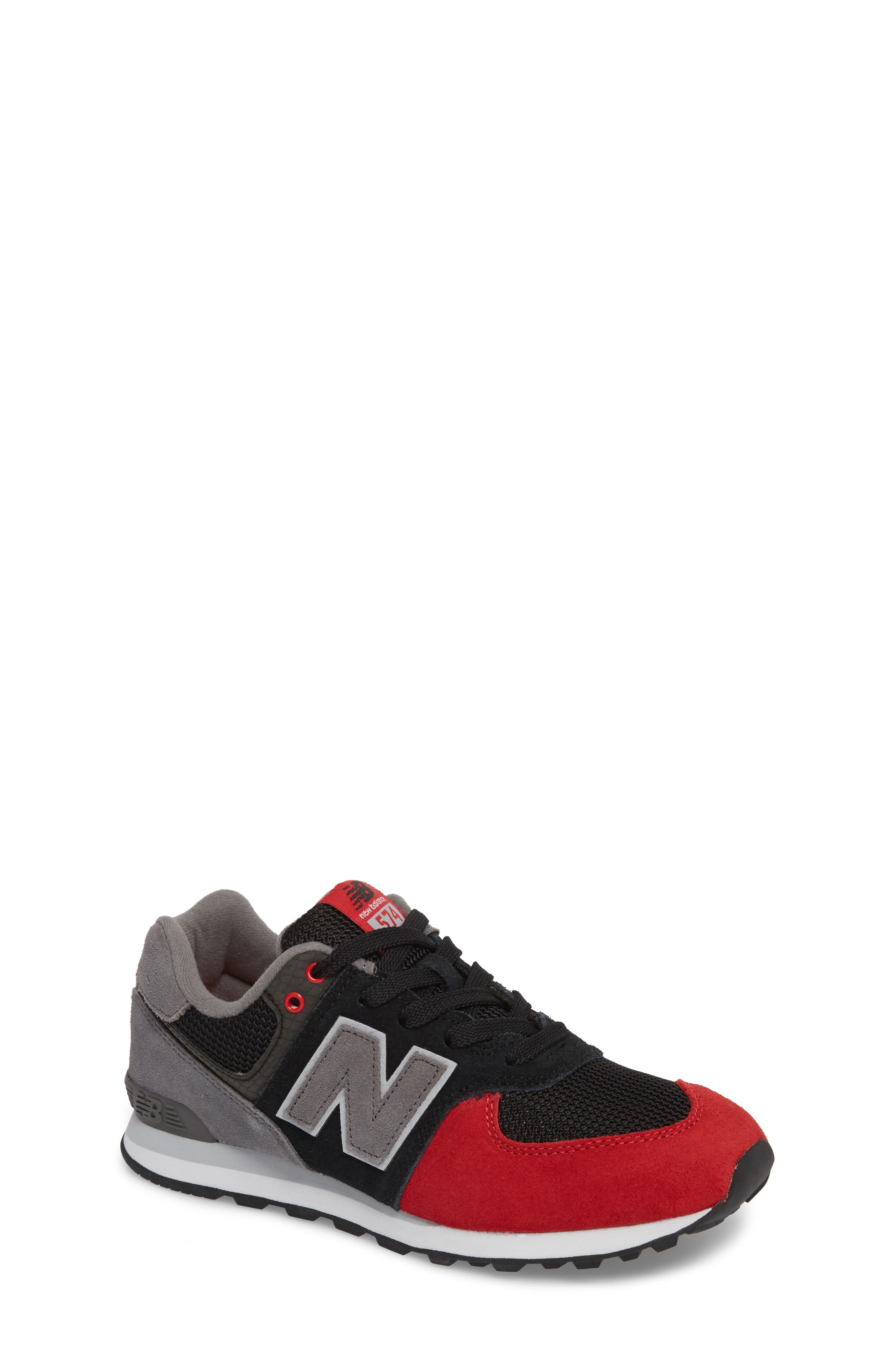 574 Serpent Luxe Sneaker,                             Main thumbnail 1, color,