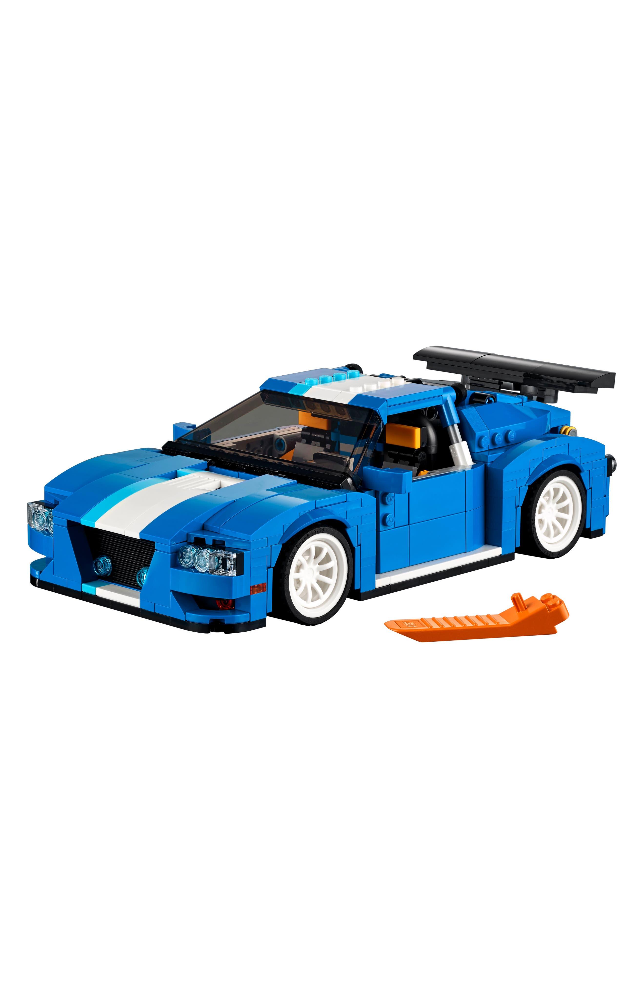 Creator 3-in-1 Turbo Track Racer - 31070,                             Alternate thumbnail 3, color,                             400