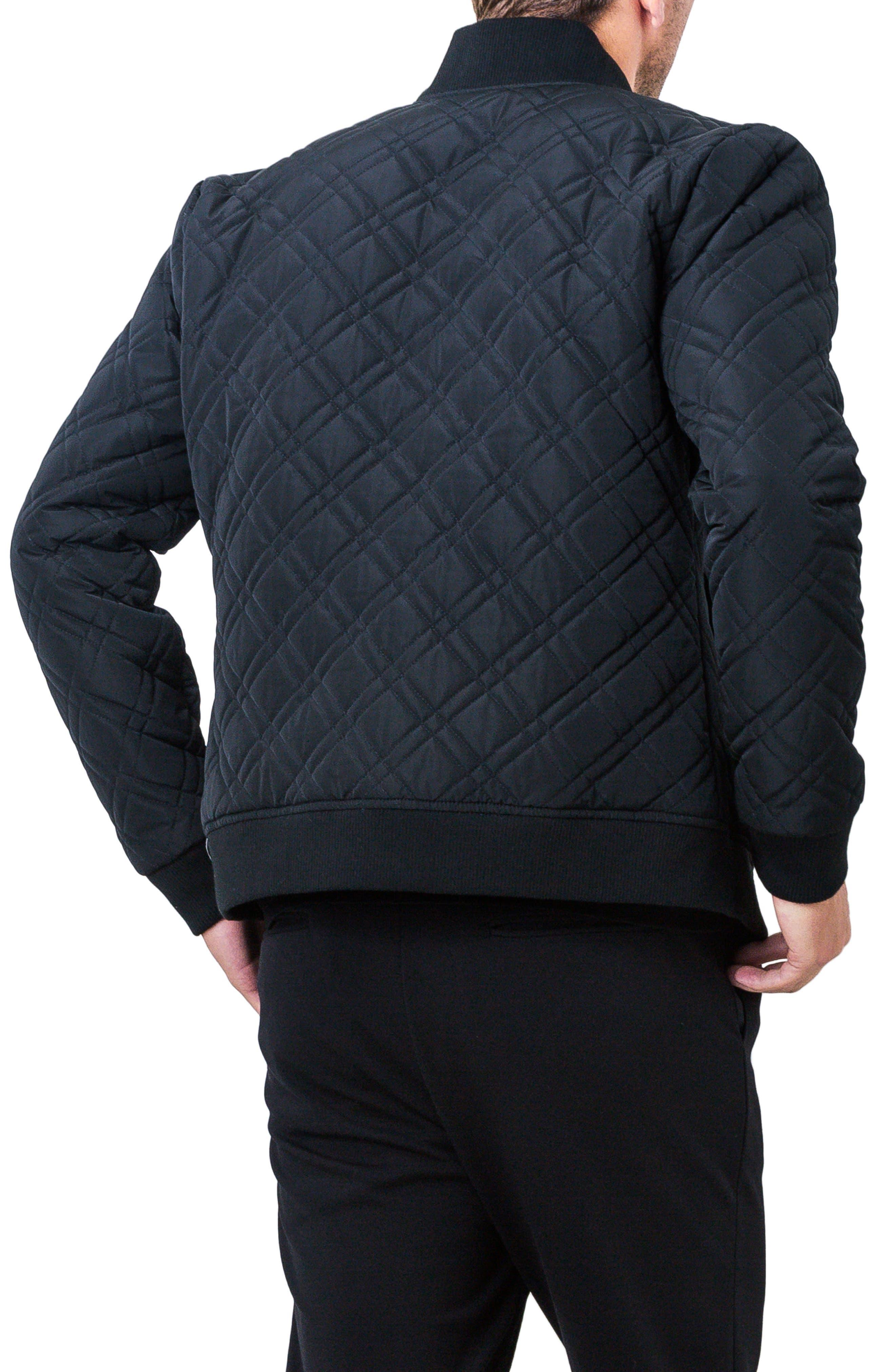 Arca Quilt Jacket,                             Alternate thumbnail 2, color,                             001