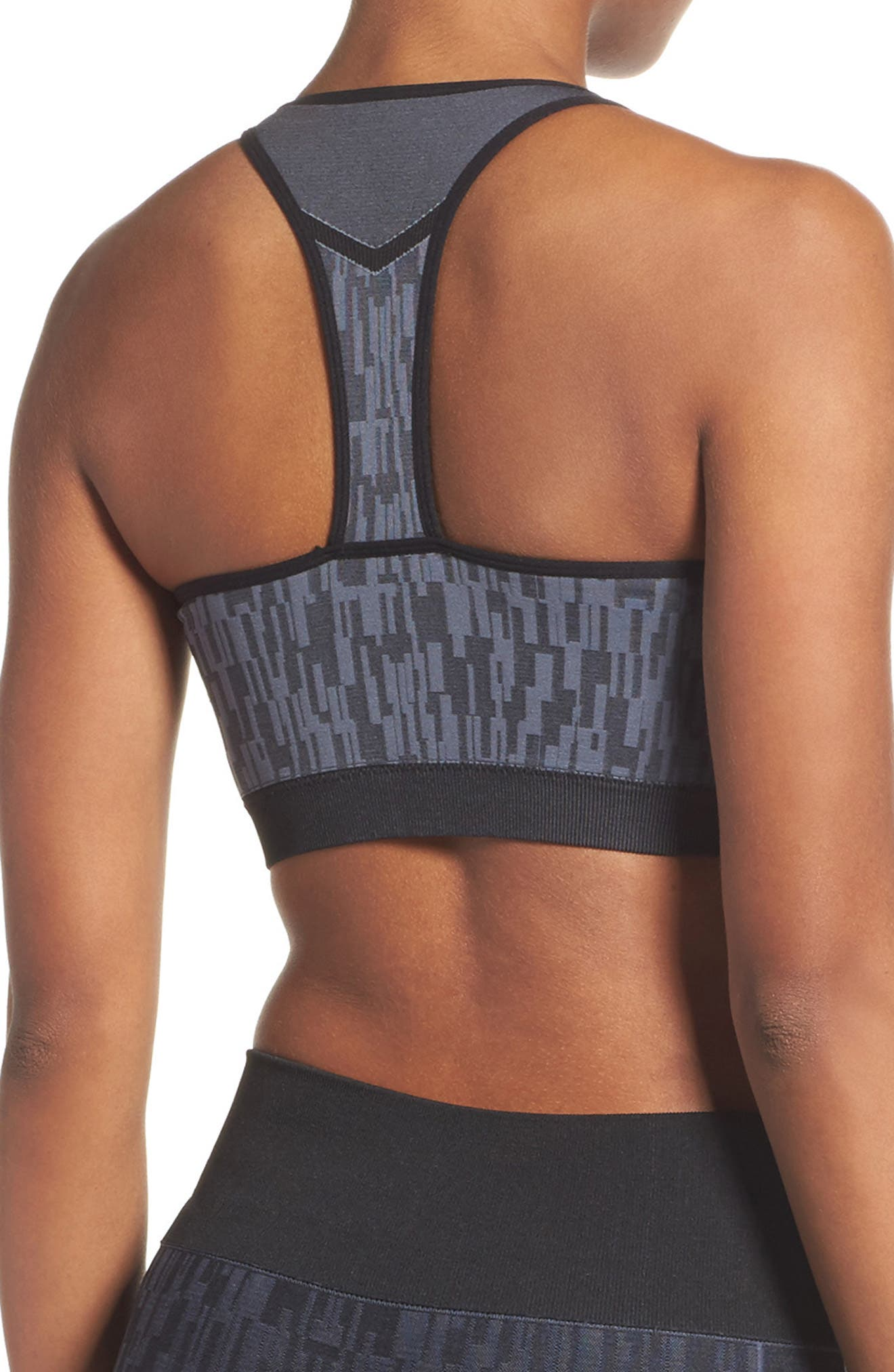 Adventure Awaits Sports Bra,                             Alternate thumbnail 4, color,