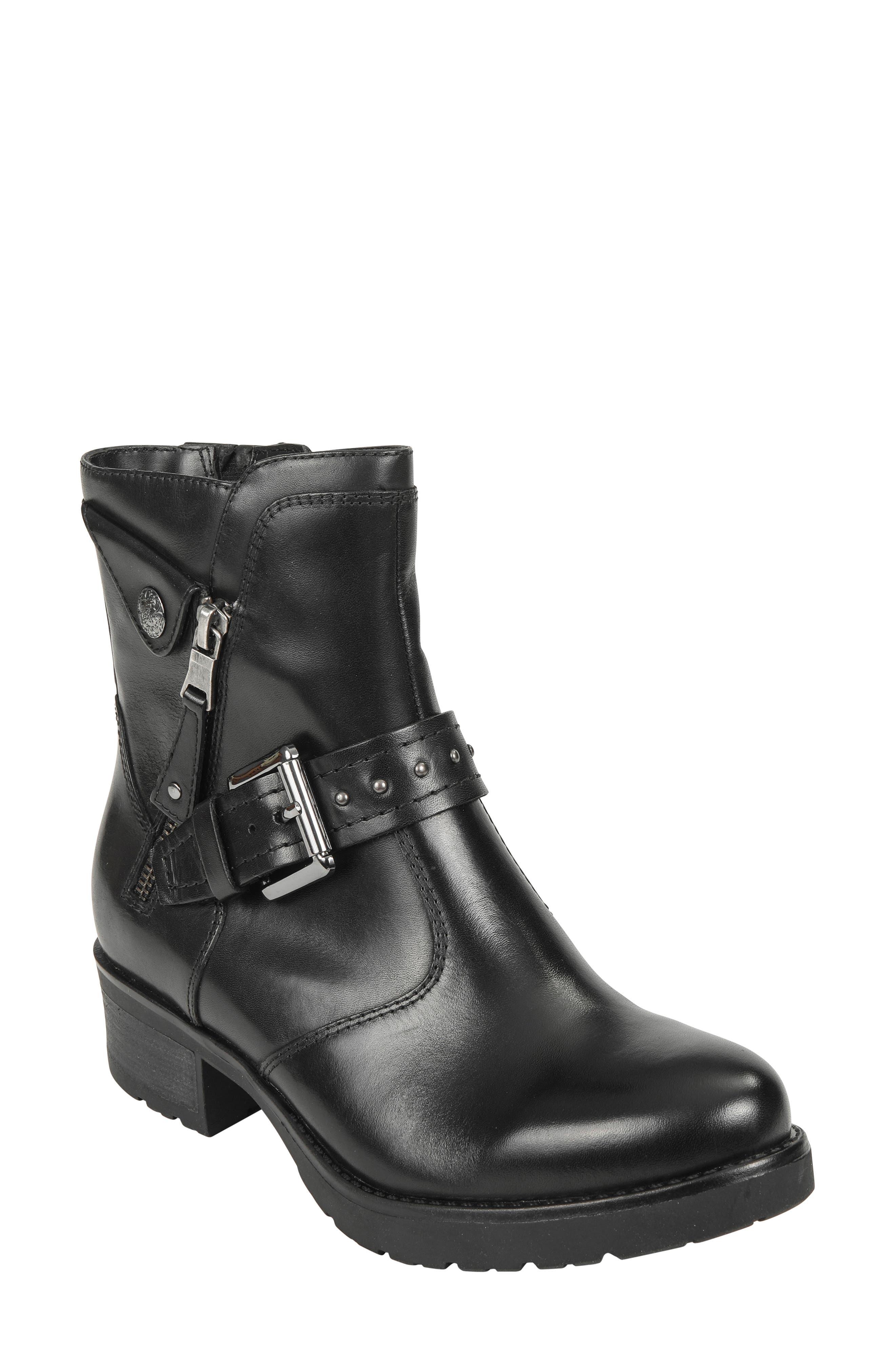 Earth Drumlin Boot- Black