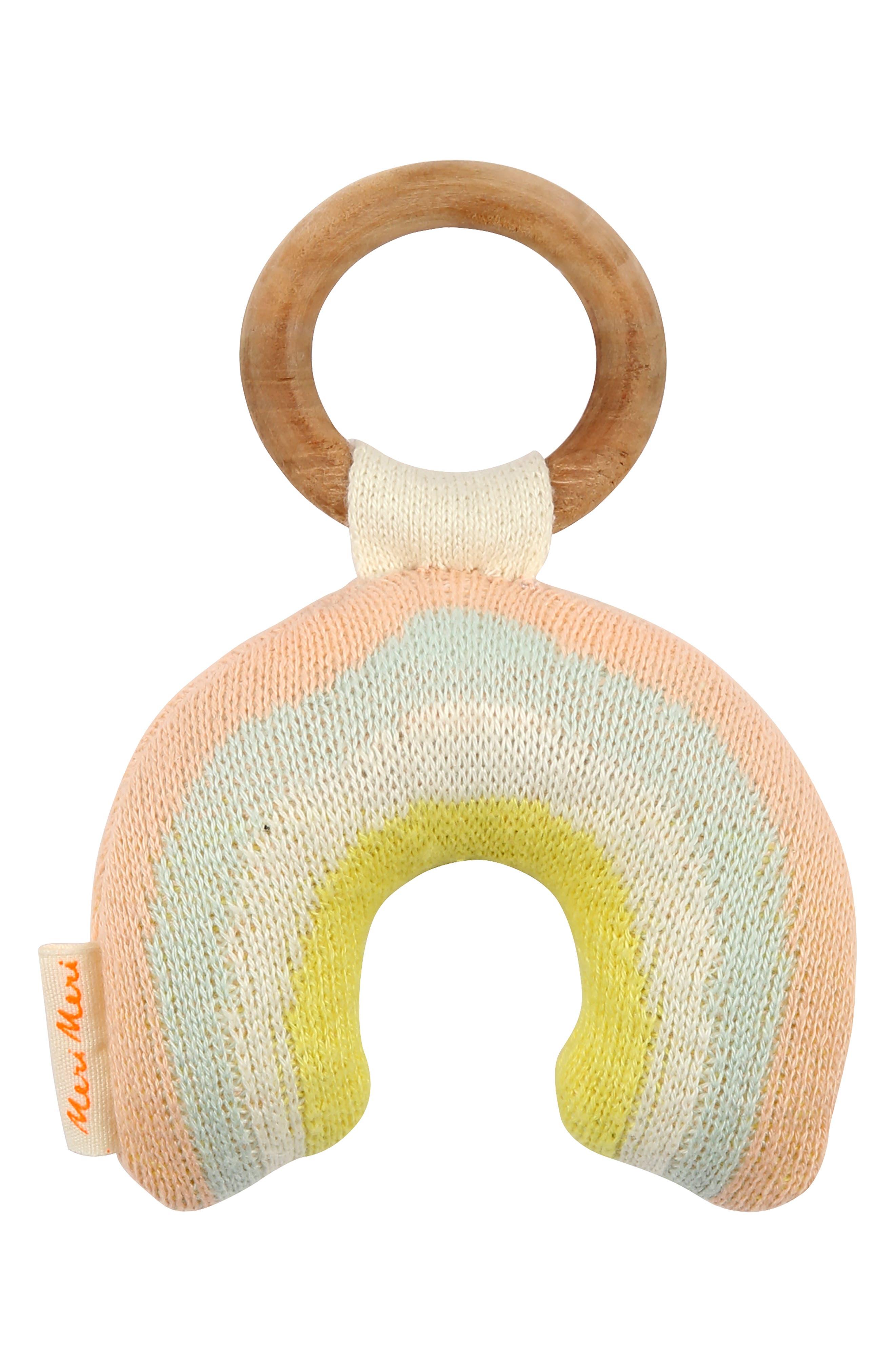 Rainbow Rattle,                         Main,                         color, 950