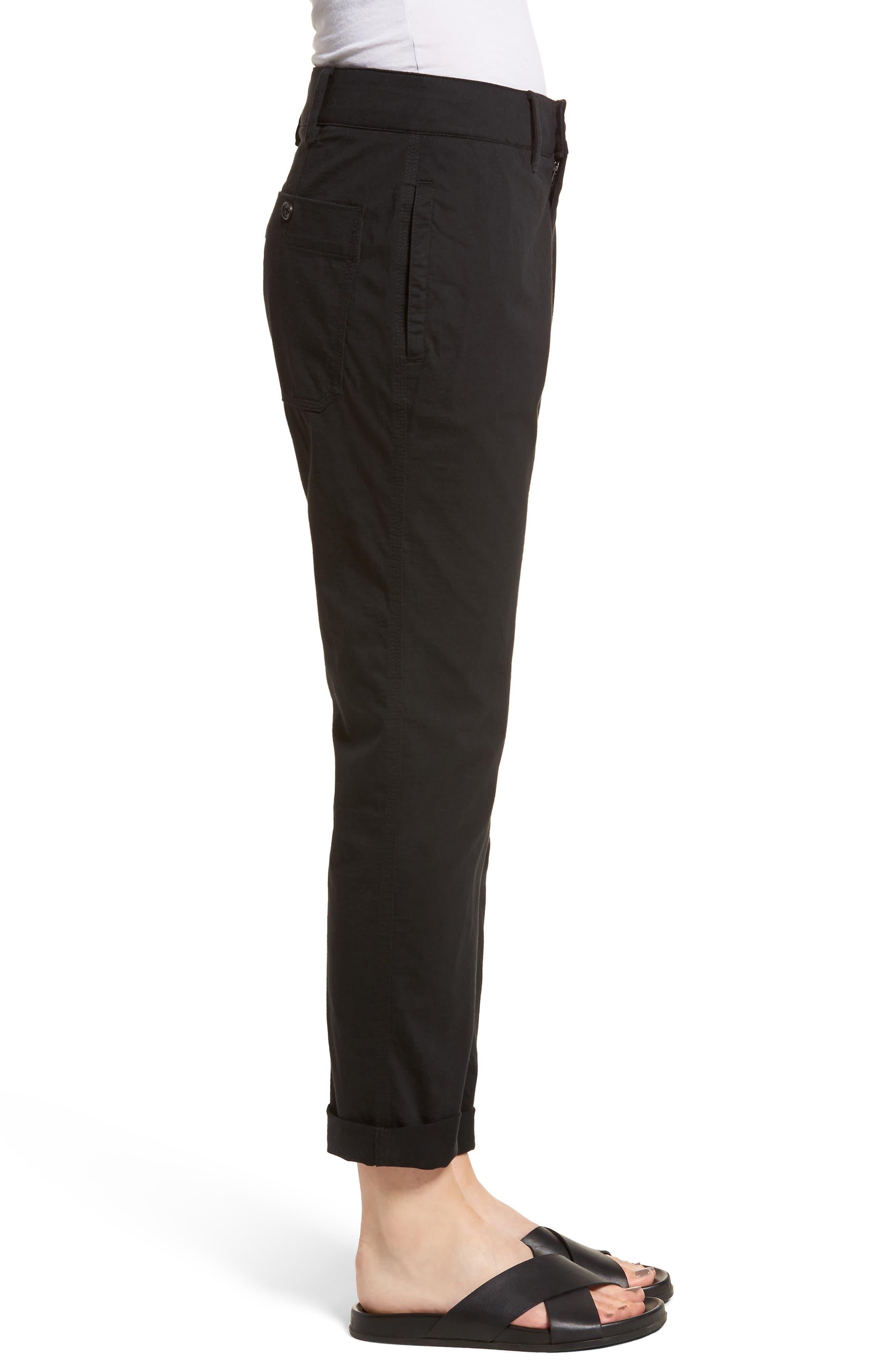 Full Surplus Jersey Pants,                             Alternate thumbnail 3, color,                             001