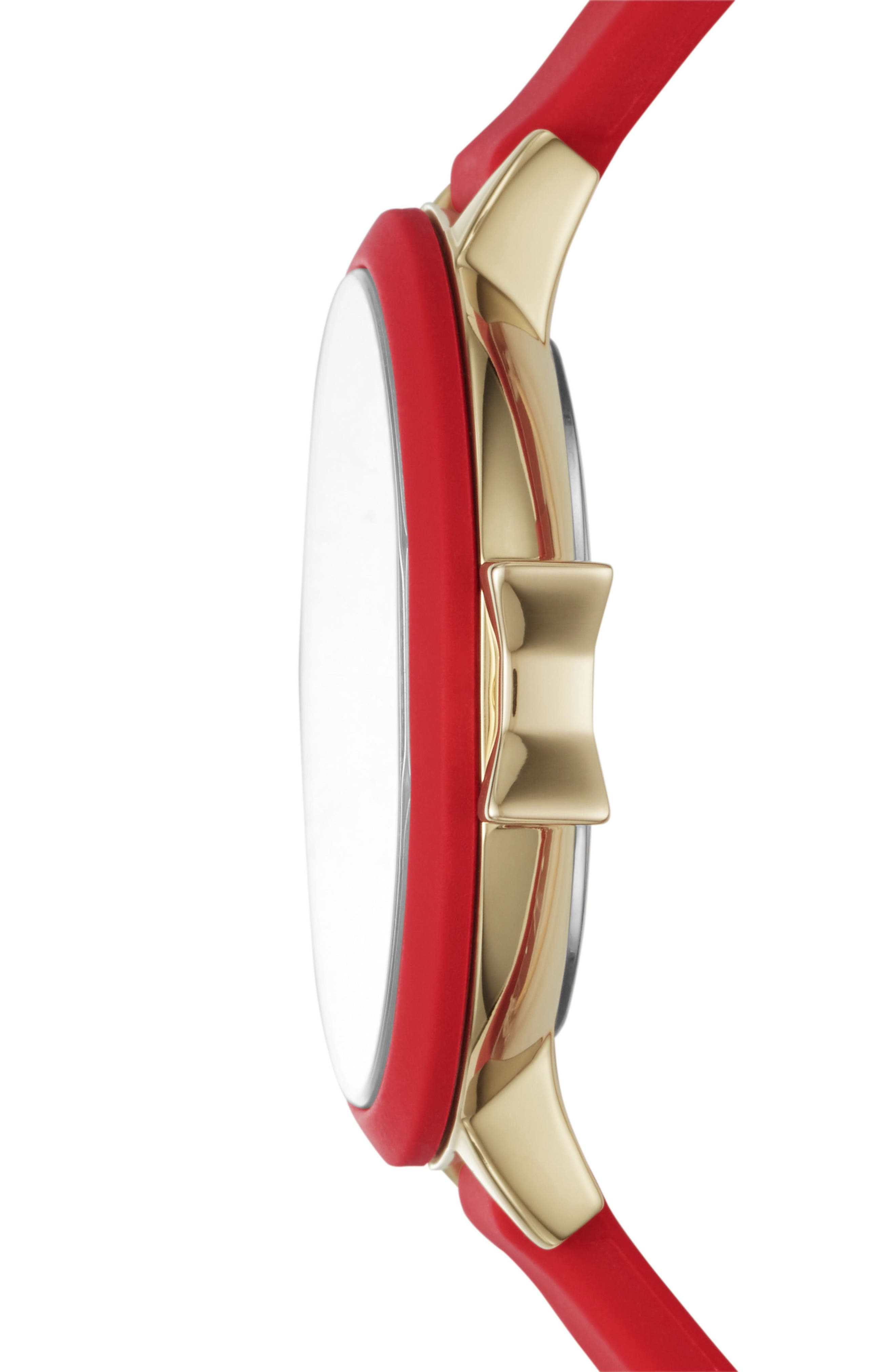 park row silicone strap watch, 34mm,                             Alternate thumbnail 21, color,
