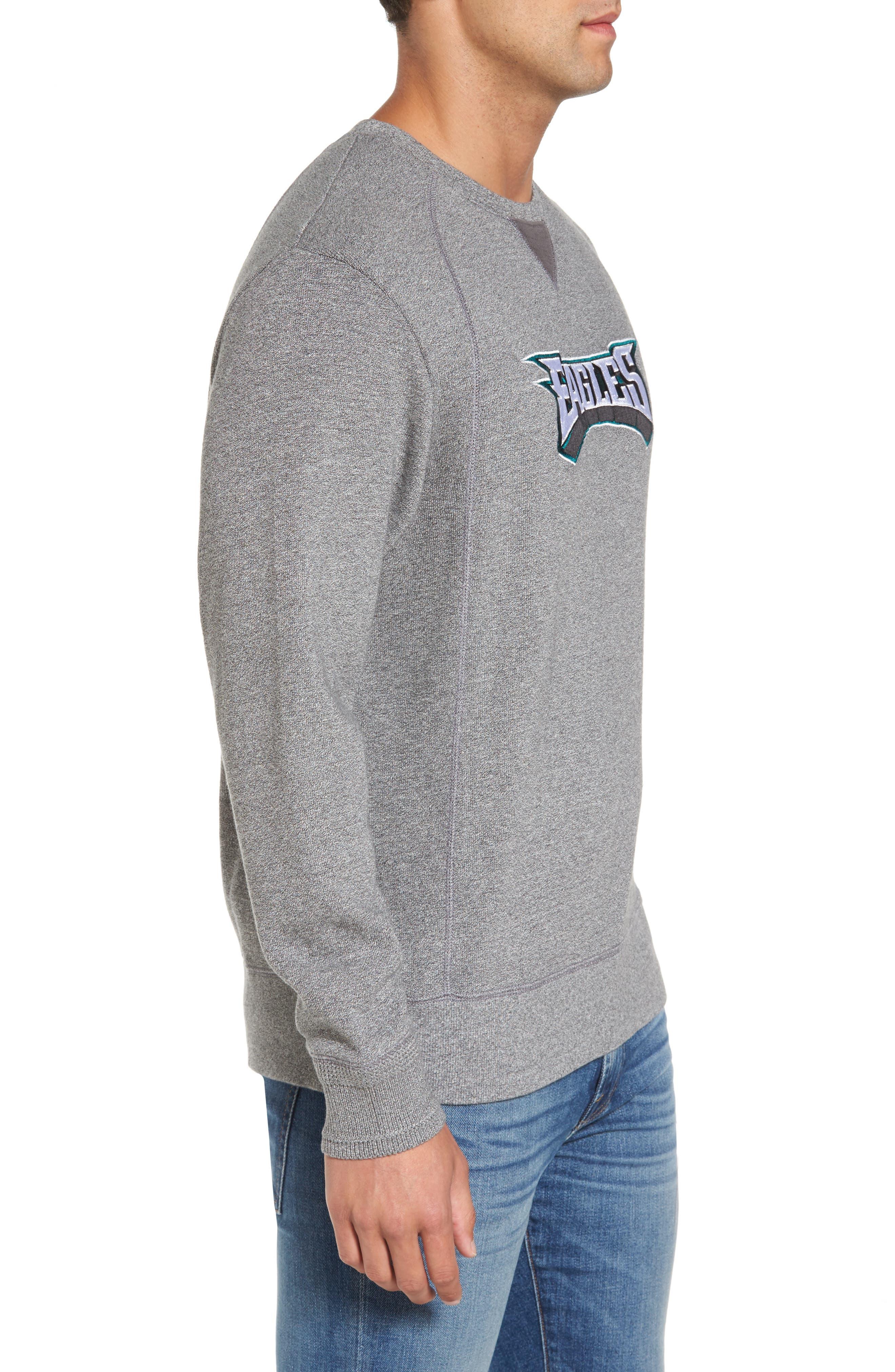 NFL Stitch of Liberty Embroidered Crewneck Sweatshirt,                             Alternate thumbnail 76, color,