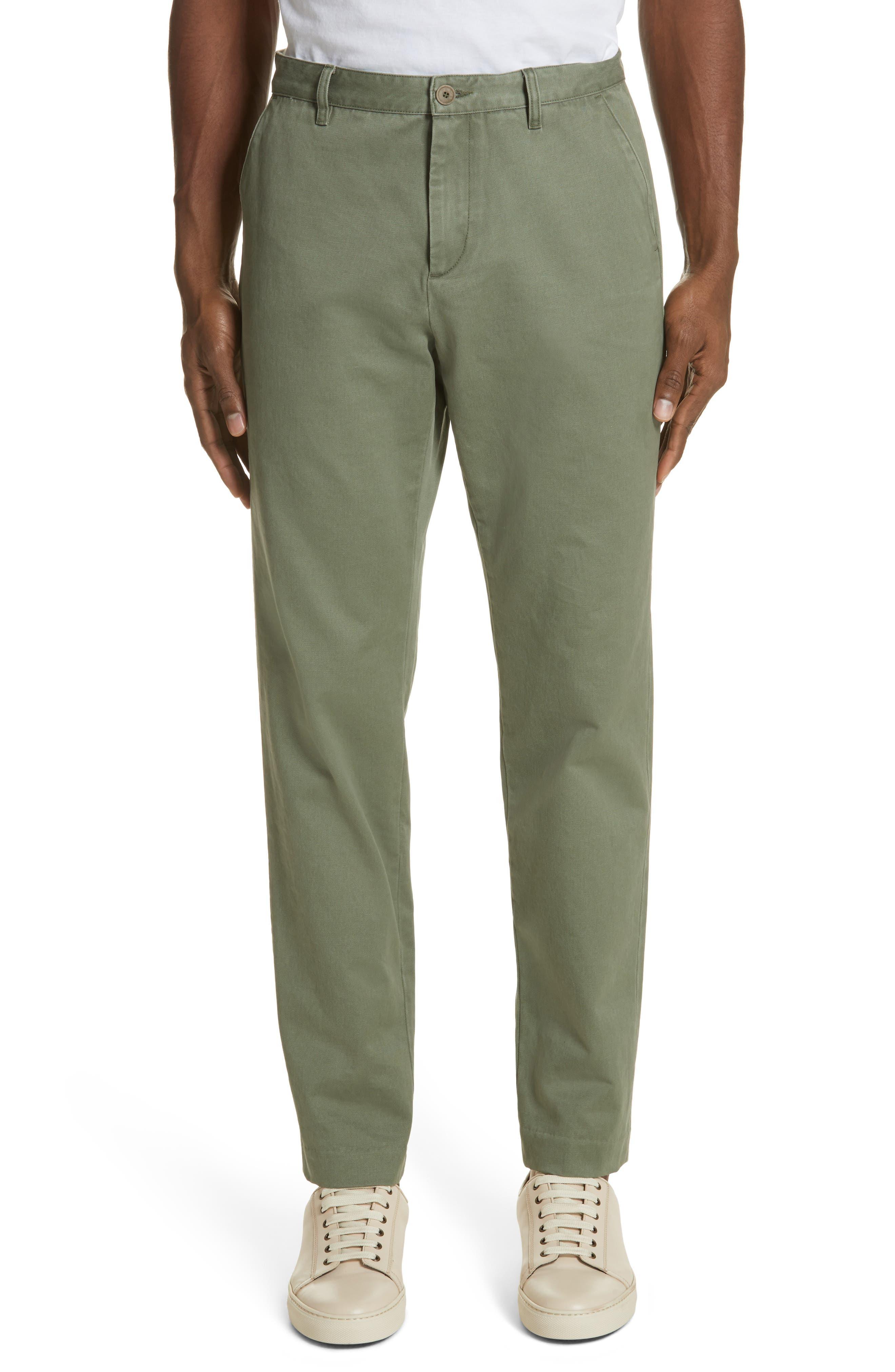 Chino Pants,                         Main,                         color, KAKI JAA