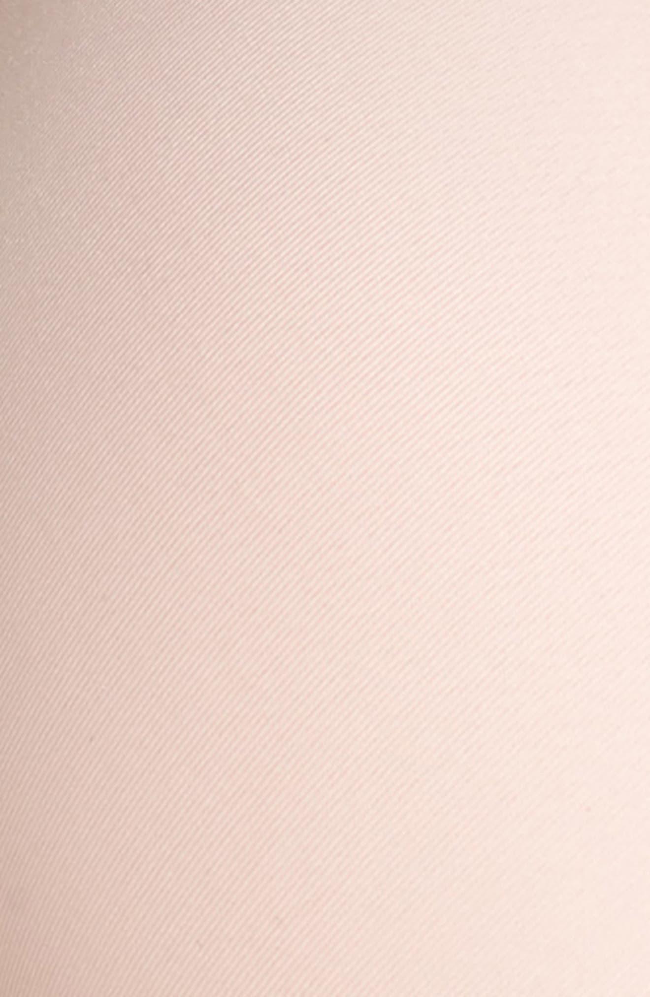 'Beautifully Basic' Lace Trim Underwire Plunge Bra,                             Alternate thumbnail 43, color,