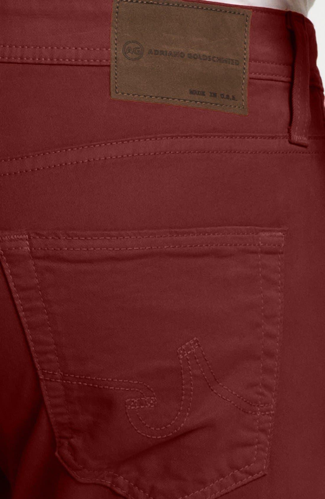 'Matchbox BES' Slim Fit Pants,                             Alternate thumbnail 130, color,