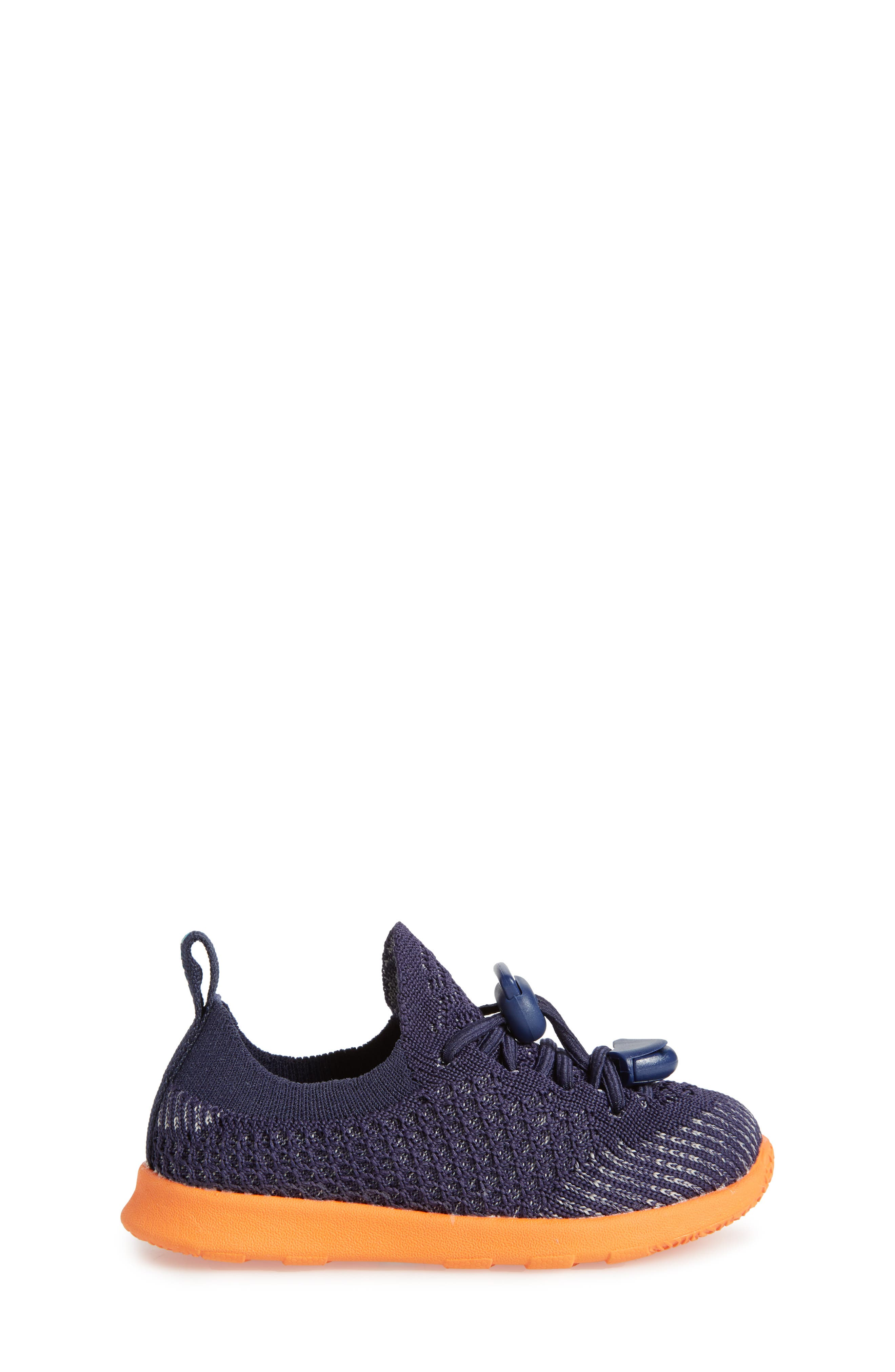 AP Mercury LiteKnit Sneaker,                             Alternate thumbnail 3, color,                             REGATTA BLUE/ SUNSET ORANGE