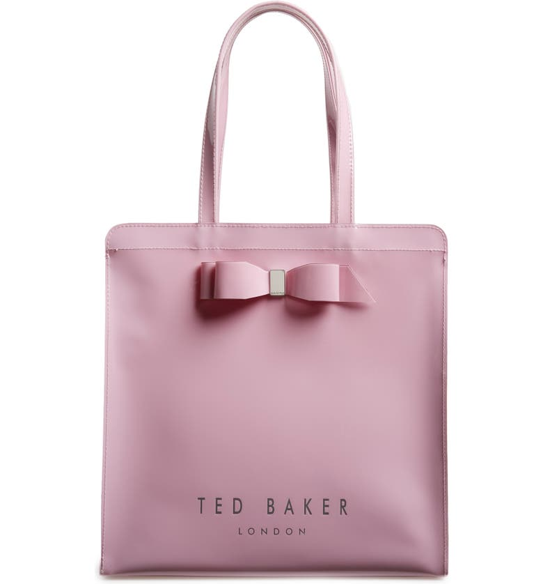 bc1cb219ca1 Ted Baker London Large Almacon Bow Detail Icon Tote