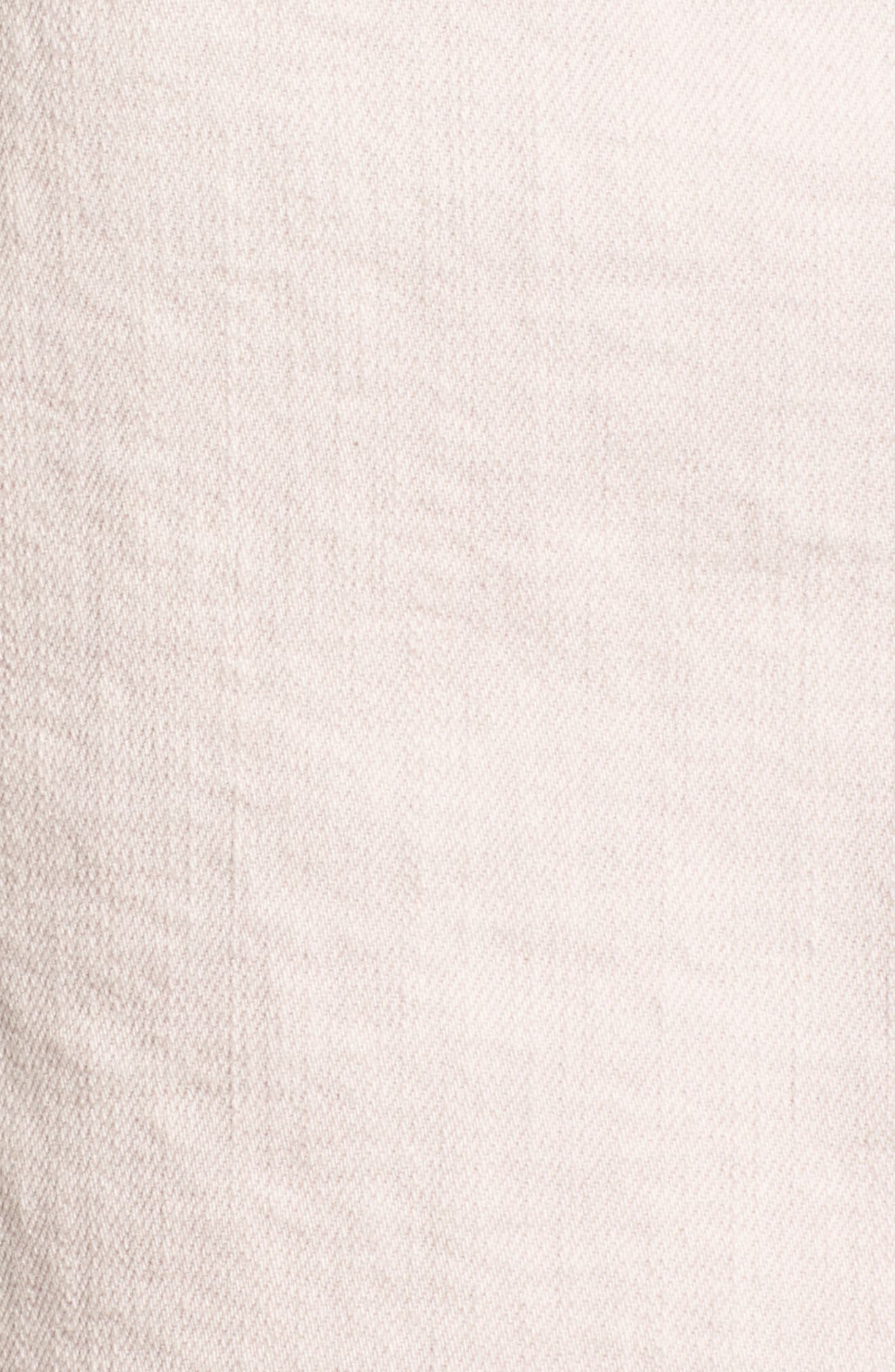 The Vagabond Cutoff Denim Miniskirt,                             Alternate thumbnail 5, color,                             651