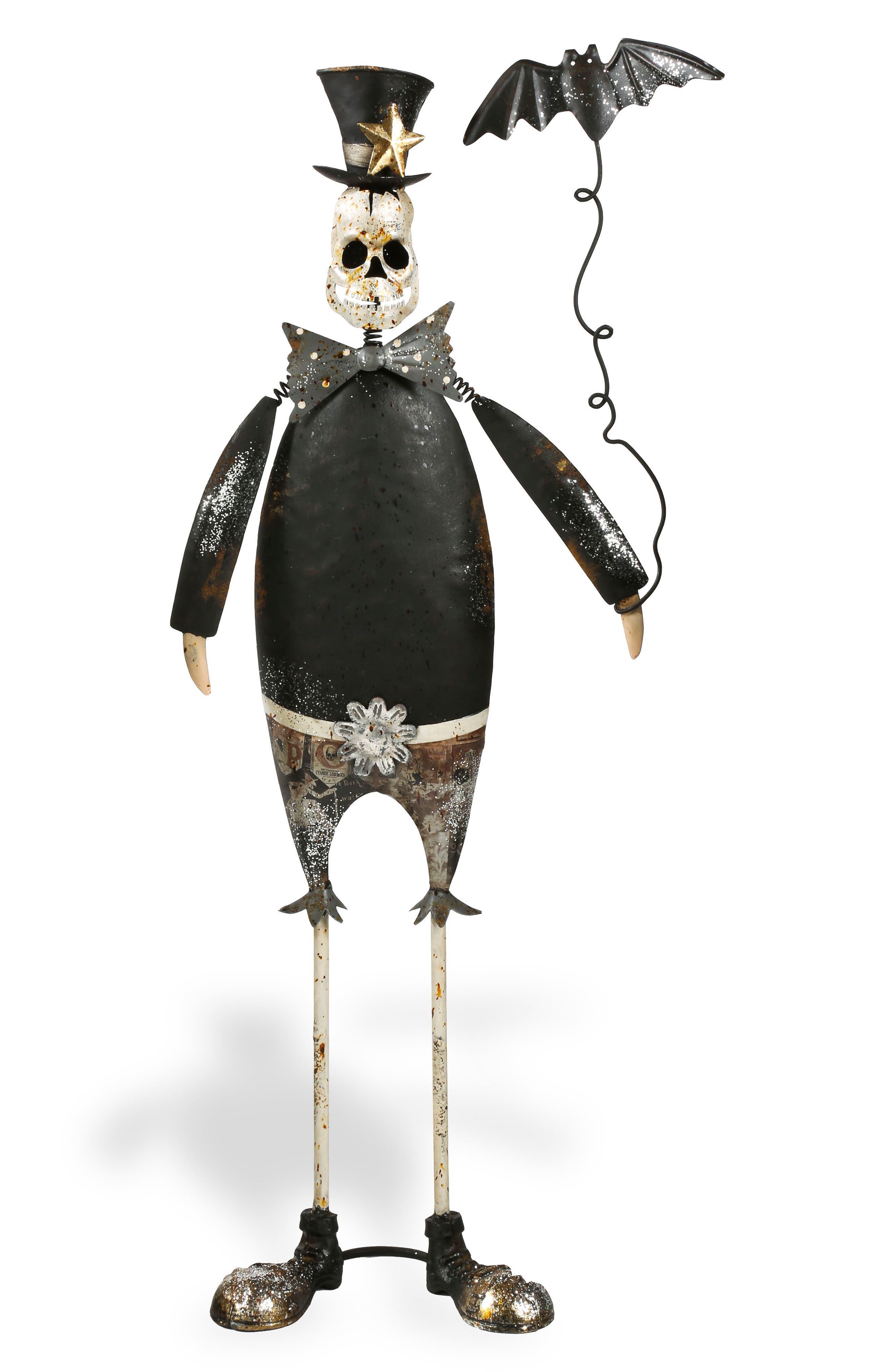 Skeleton Statue,                             Main thumbnail 1, color,                             001