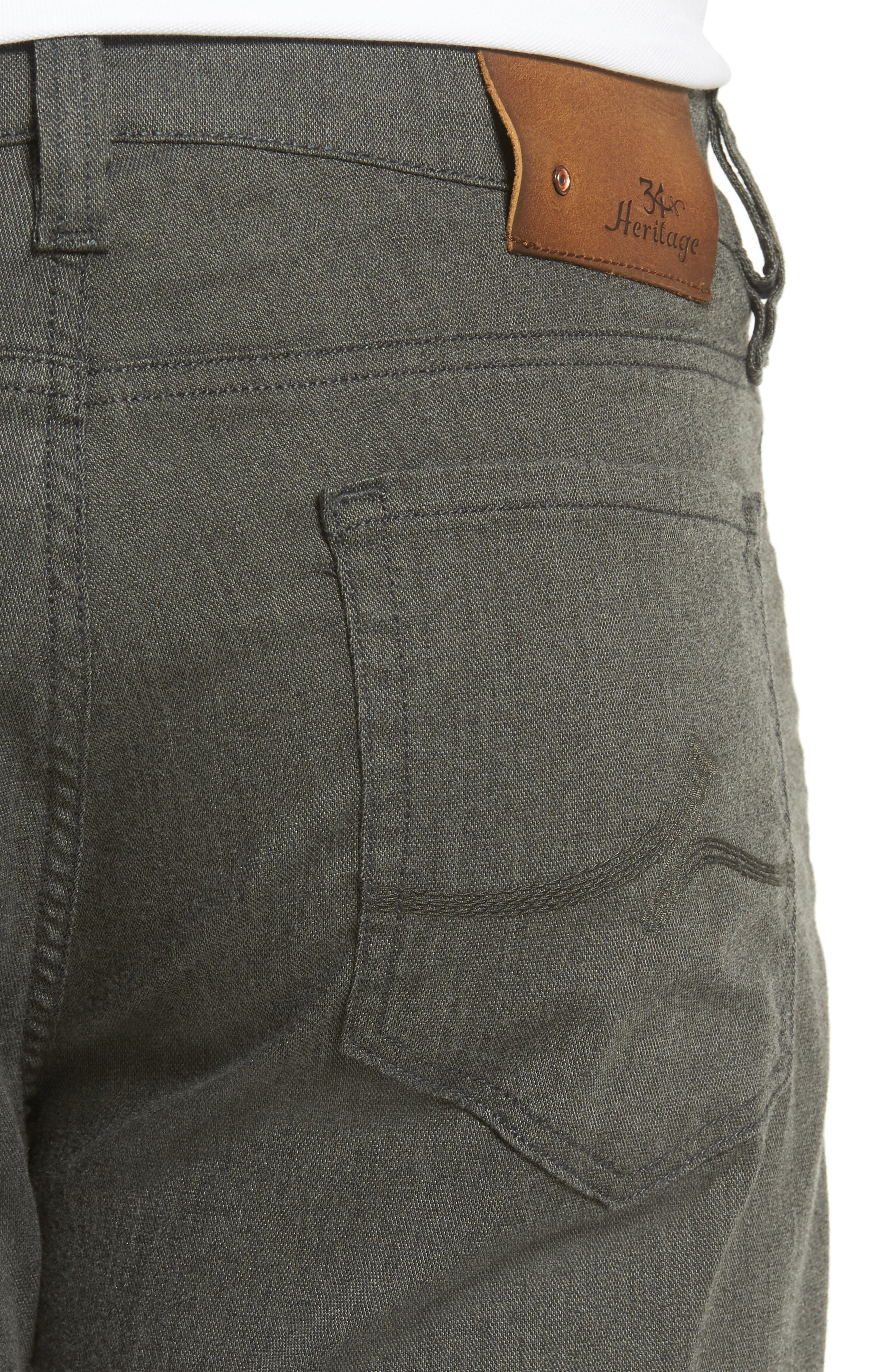 34 HERITAGE,                             Courage Straight Leg Jeans,                             Alternate thumbnail 4, color,                             020