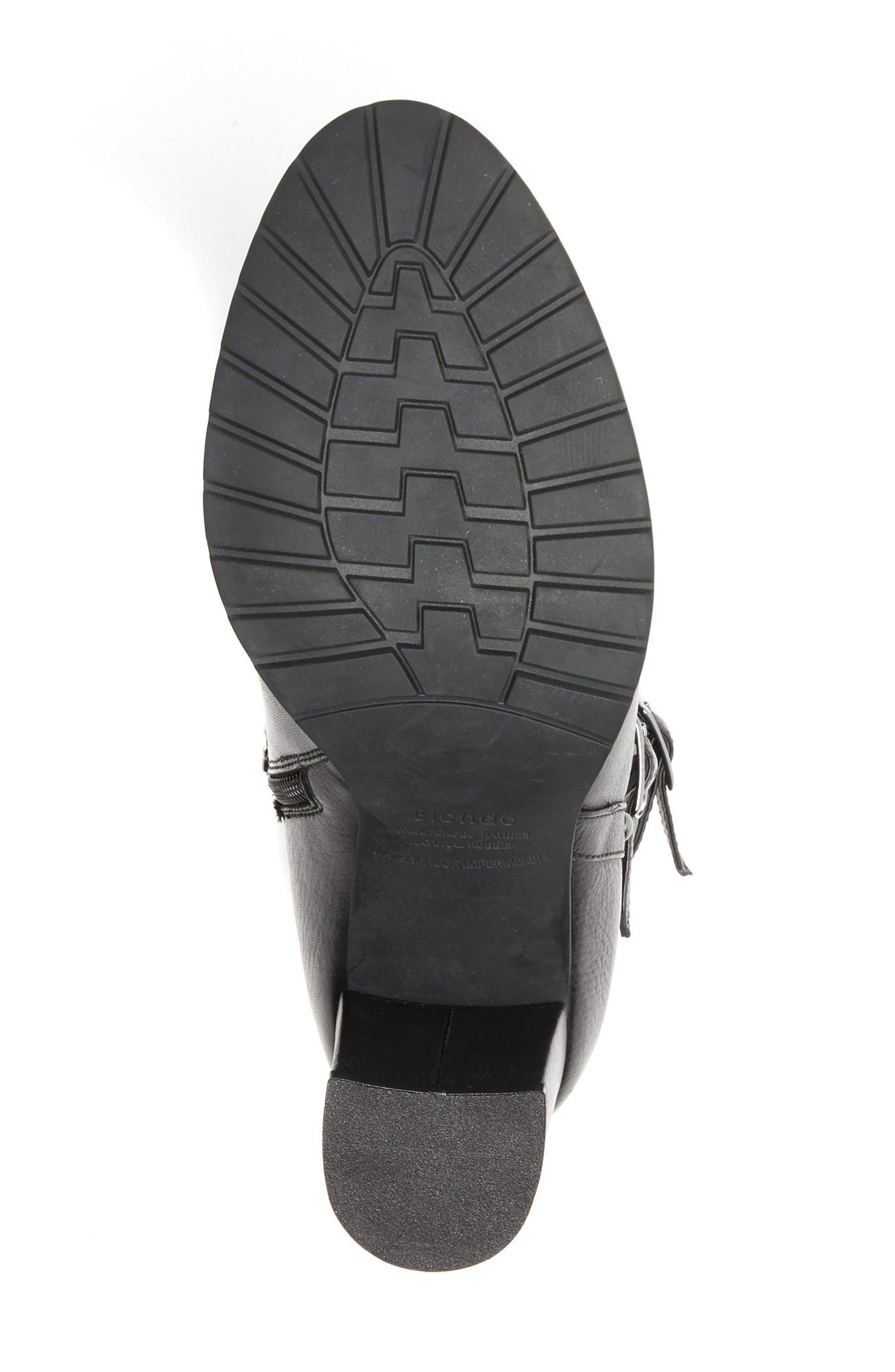 Analise Waterproof Boot,                             Alternate thumbnail 6, color,                             001