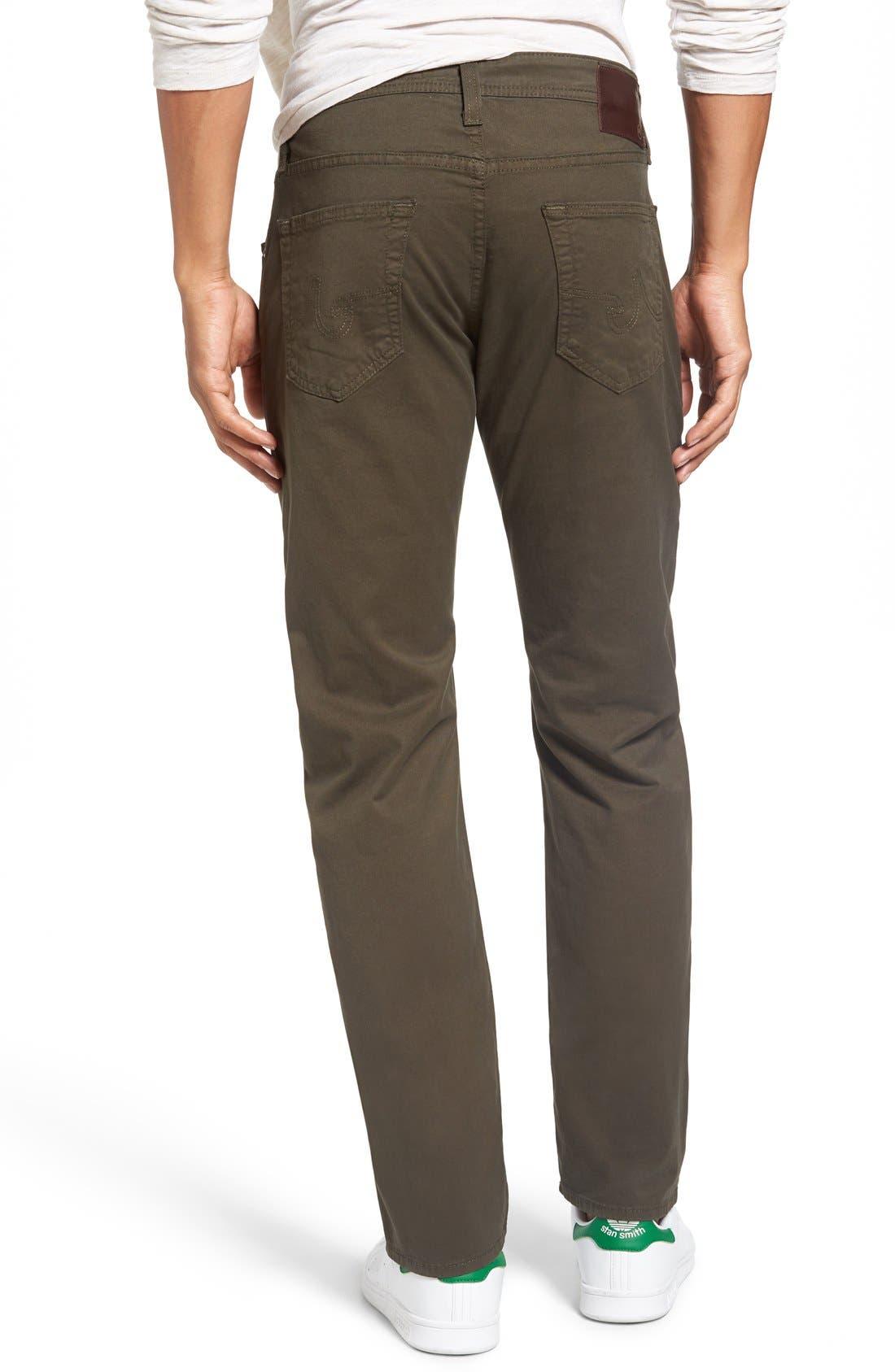 'Matchbox BES' Slim Fit Pants,                             Alternate thumbnail 163, color,