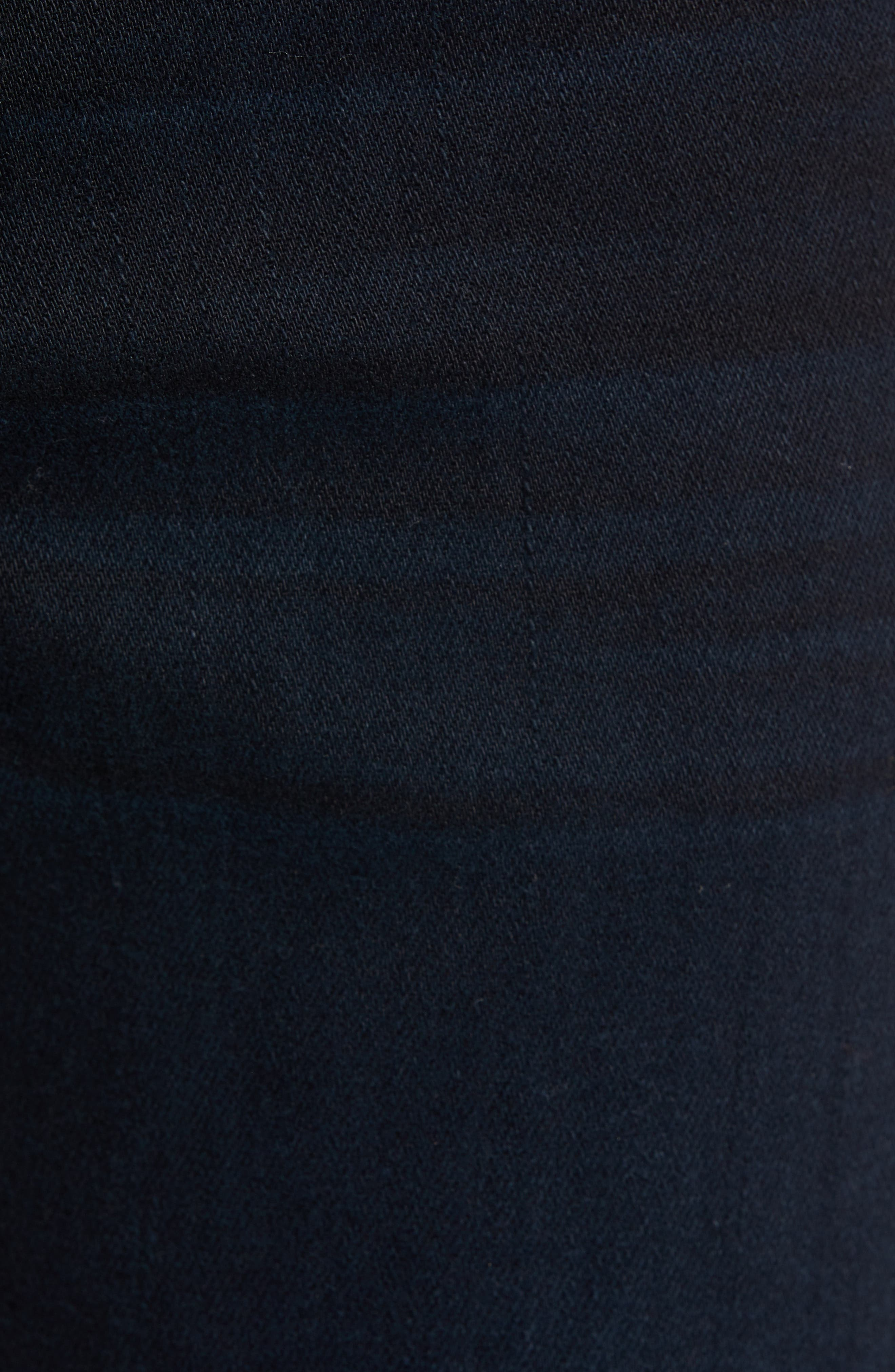 Sid Straight Leg Jeans,                             Alternate thumbnail 5, color,                             BELVIN