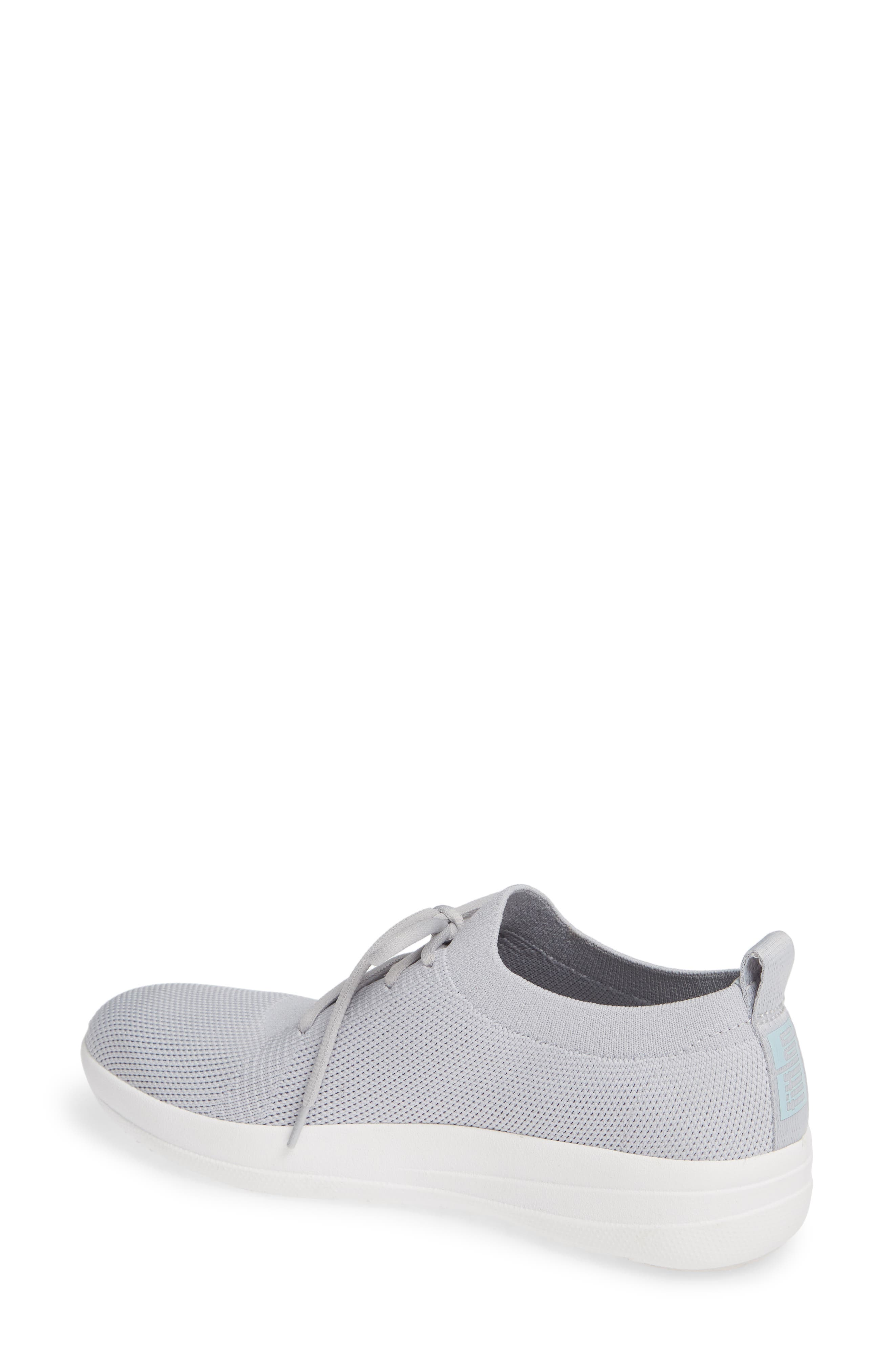 F-Sporty Uberknit<sup>™</sup> Sneaker,                             Alternate thumbnail 2, color,                             PEARL FABRIC