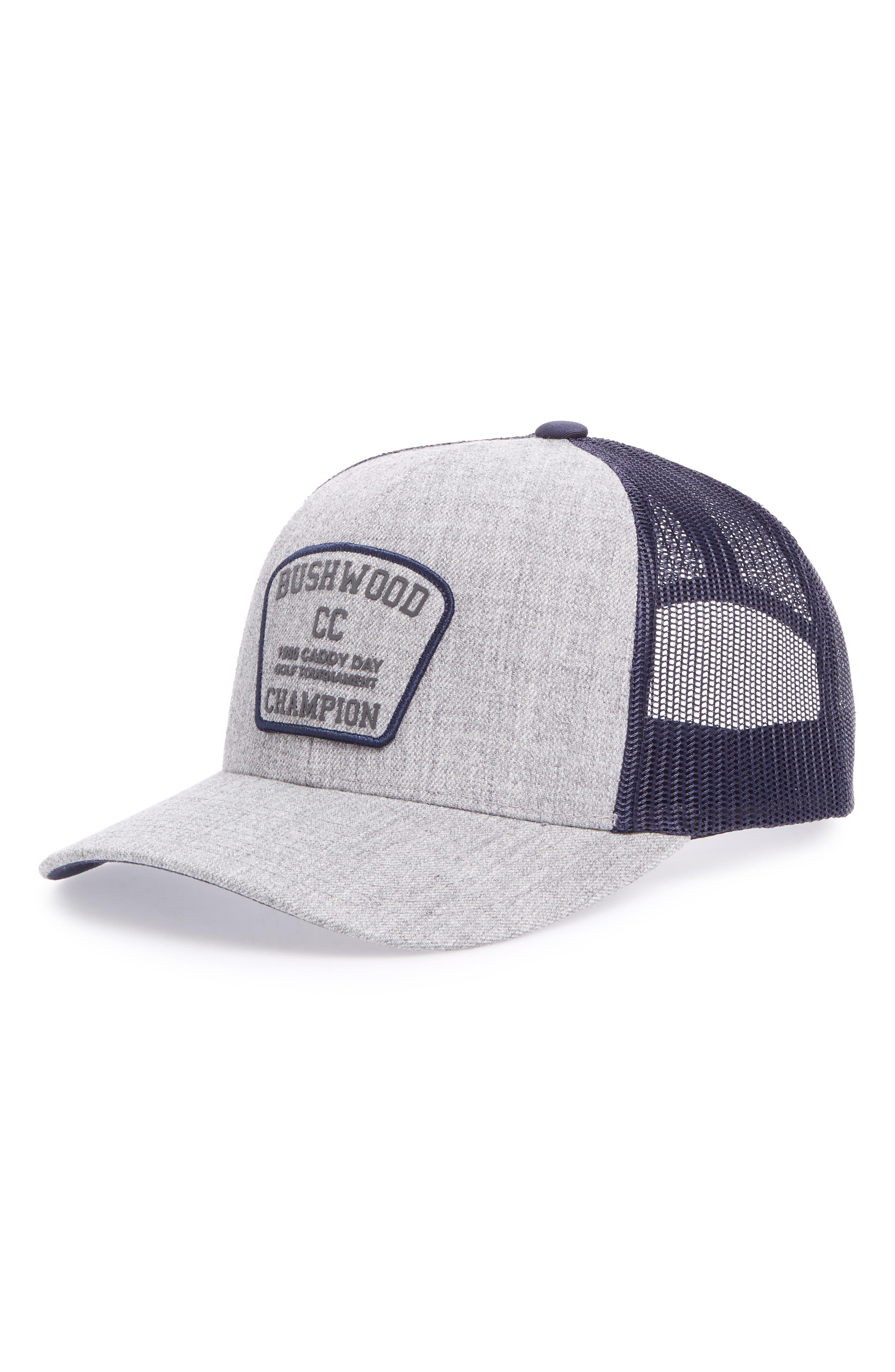 Cinderella Story Trucker Hat,                         Main,                         color, 021
