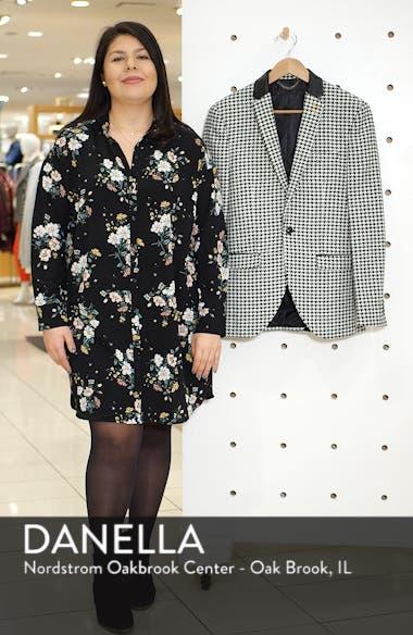 Roe Skinny Fit Suit Jacket, sales video thumbnail