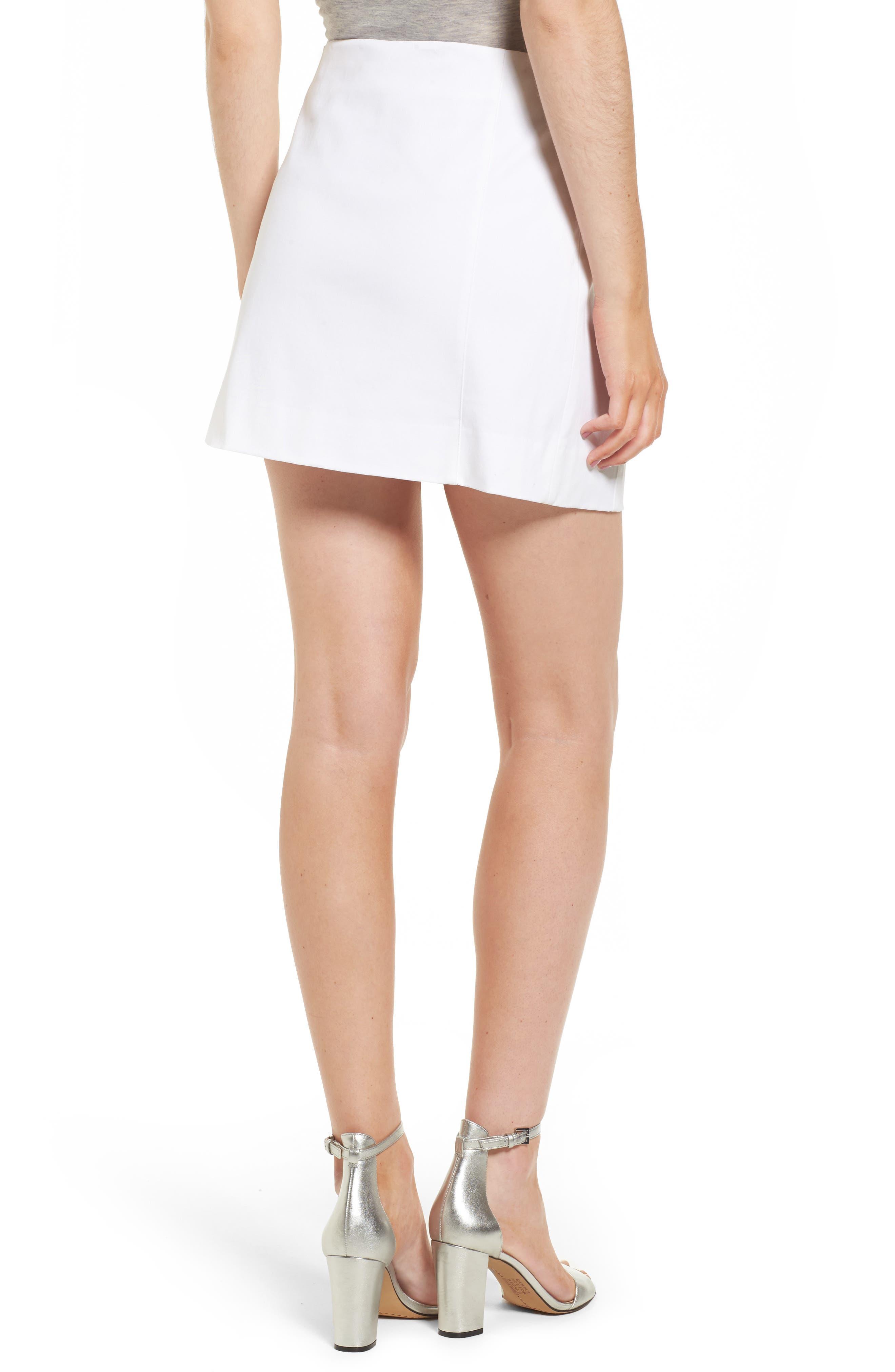 Sloane Miniskirt,                             Alternate thumbnail 2, color,                             907