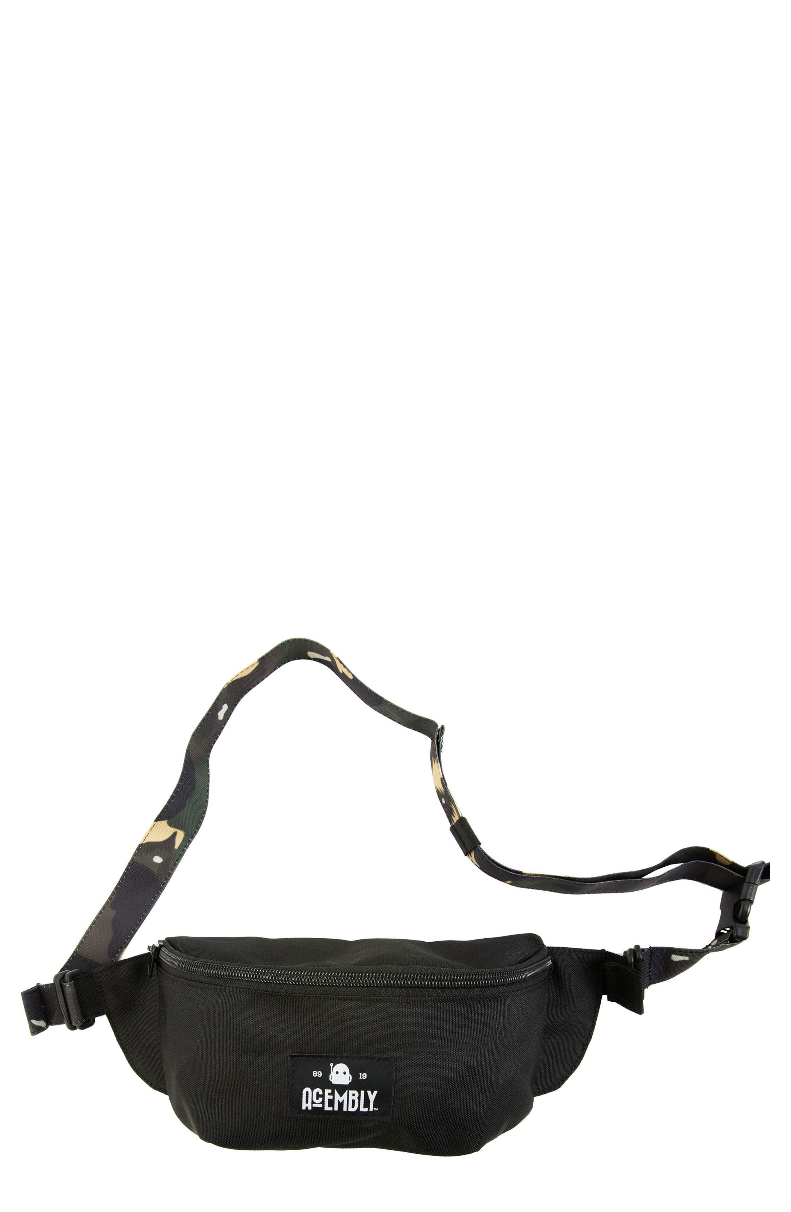 Water Resistant Hip Pack,                             Main thumbnail 1, color,