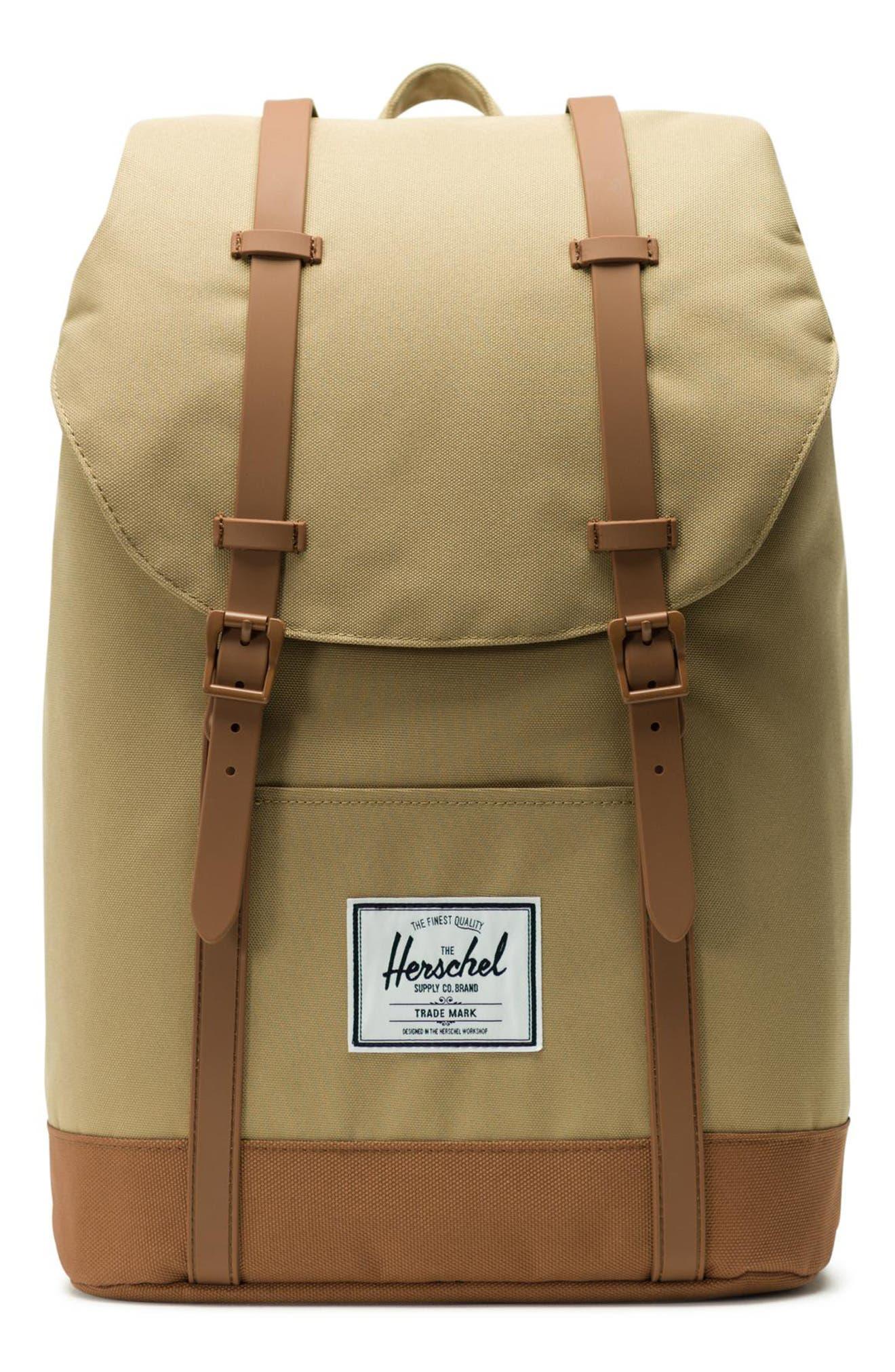 Herschel Supply Co. Retreat Backpack - Beige