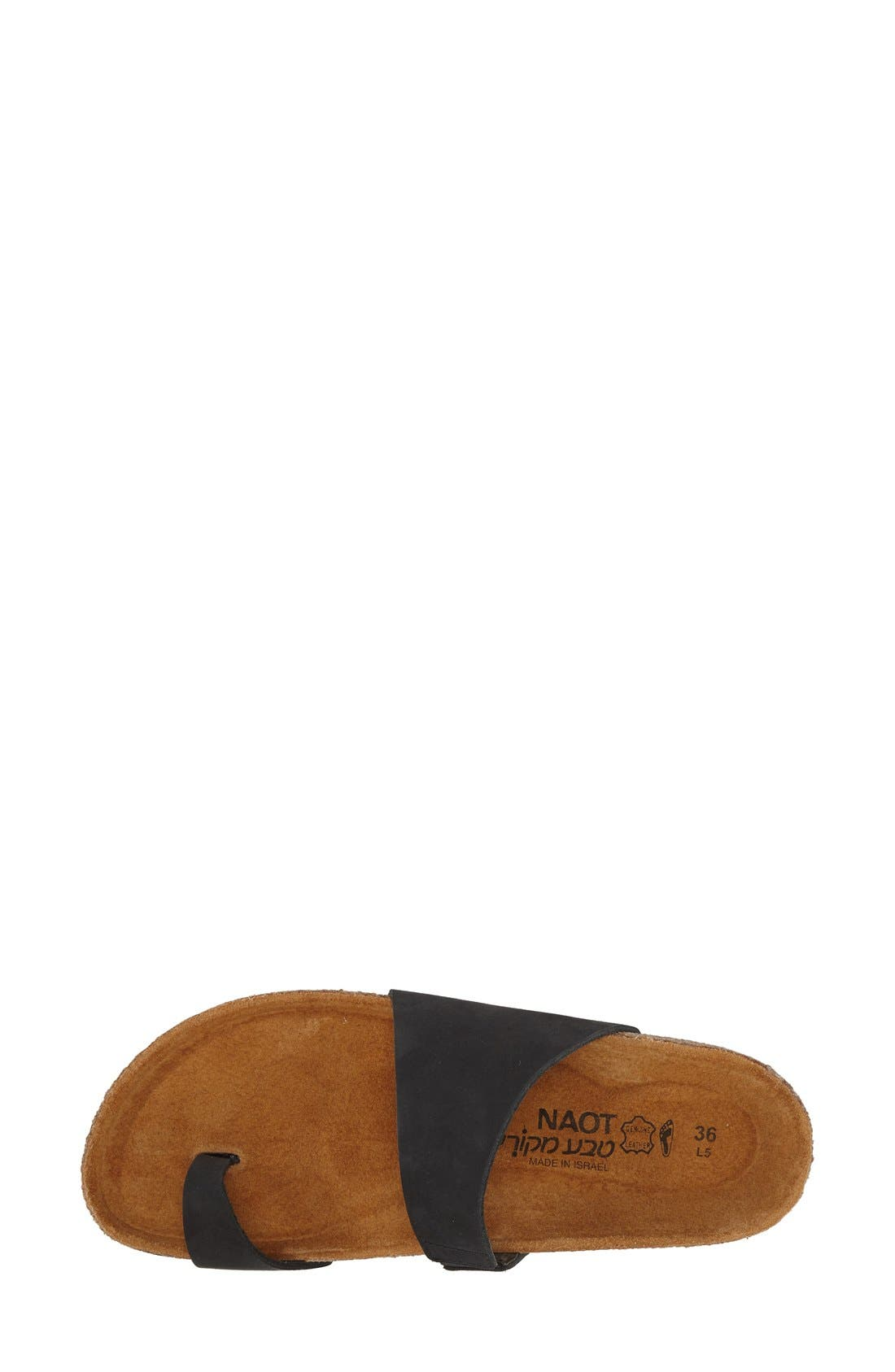 'Santa Fe' Sandal,                             Alternate thumbnail 5, color,
