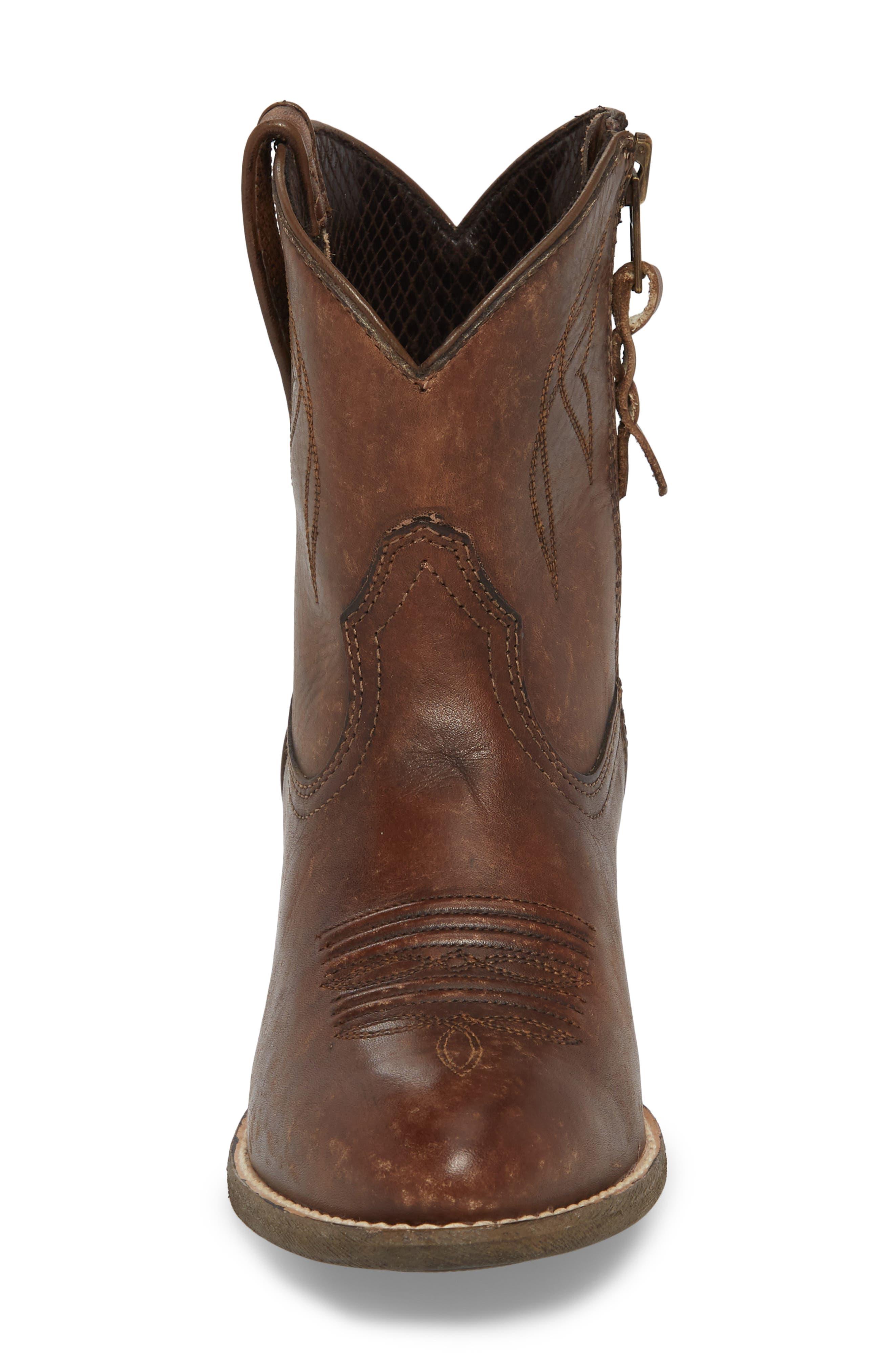 Darlin Short Western Boot,                             Alternate thumbnail 24, color,
