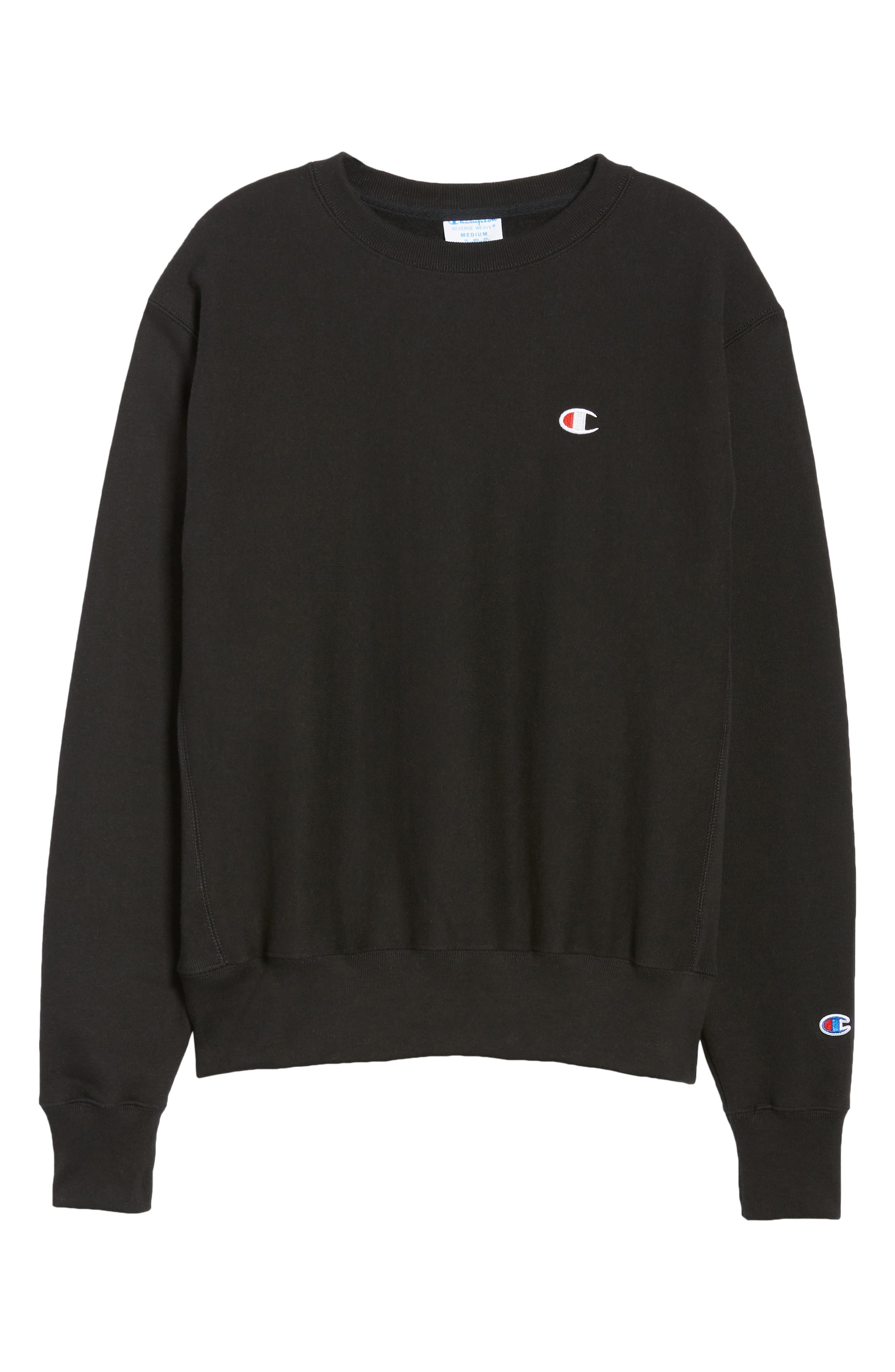 Reverse Weave Sweatshirt,                             Alternate thumbnail 30, color,