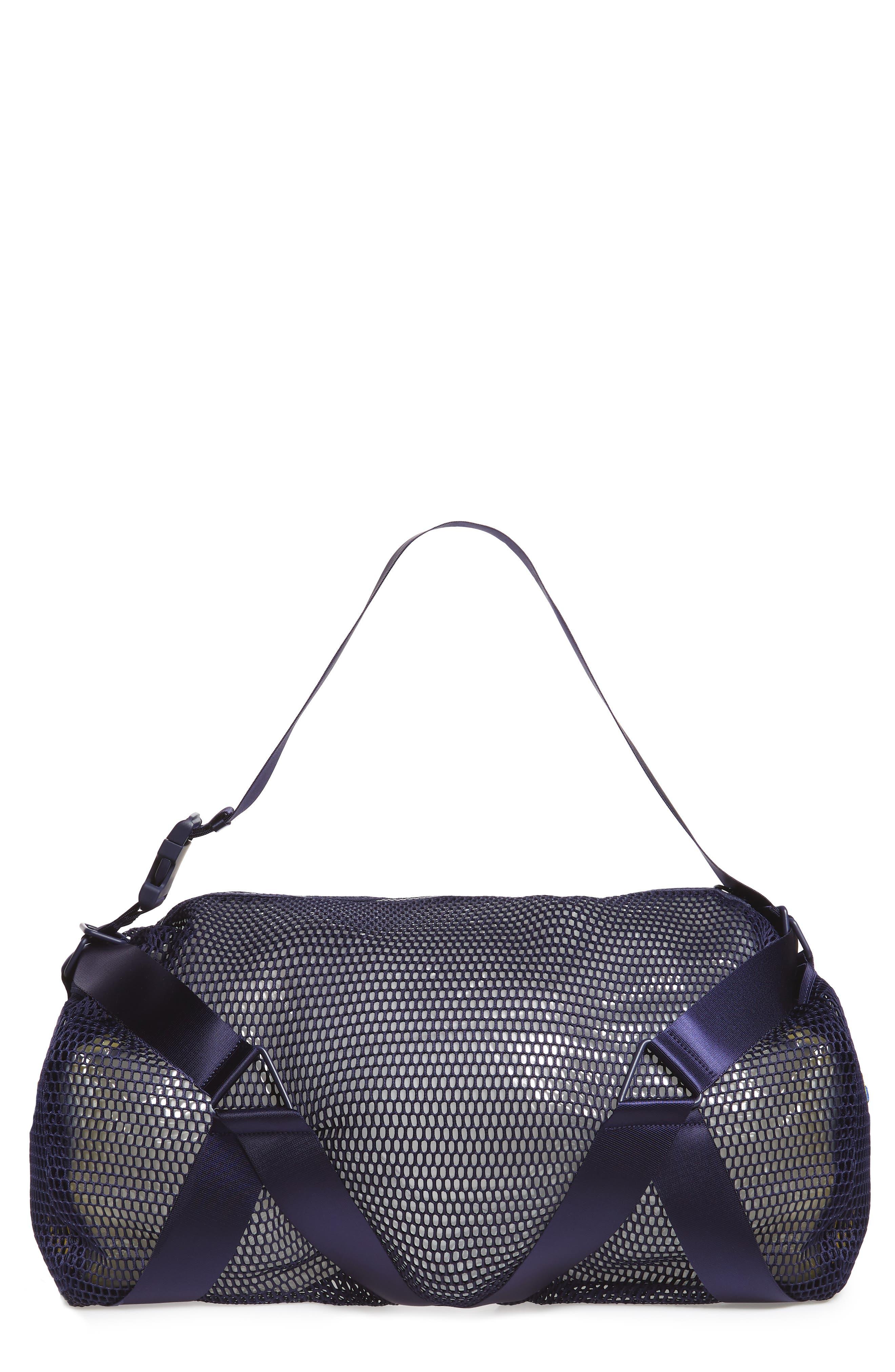 FENTY PUMA by Rihanna Mesh Hobo Bag,                         Main,                         color, 400