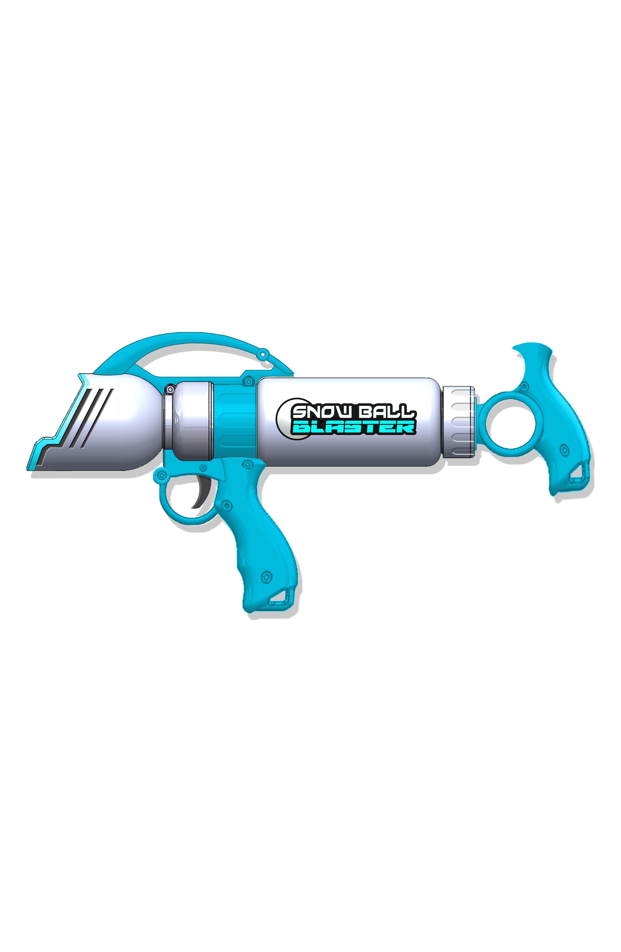Snowball Blaster,                         Main,                         color,