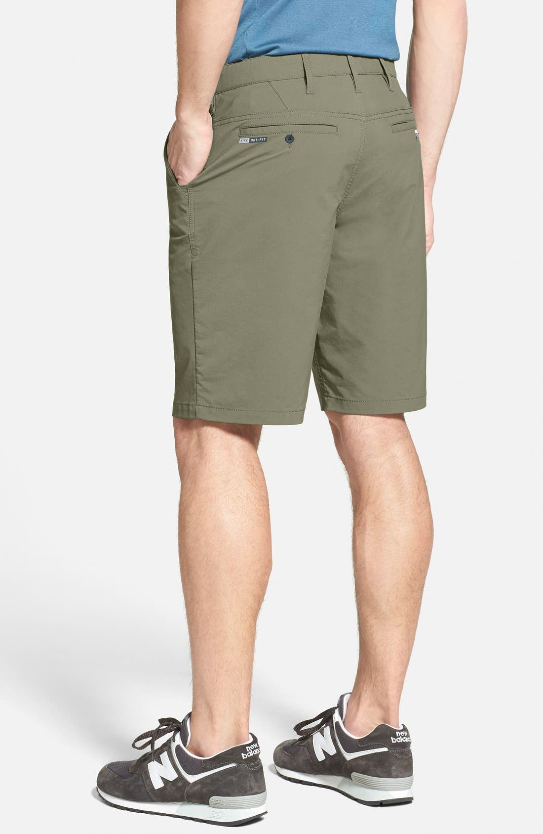 'Dry Out' Dri-FIT<sup>™</sup> Chino Shorts,                             Alternate thumbnail 71, color,