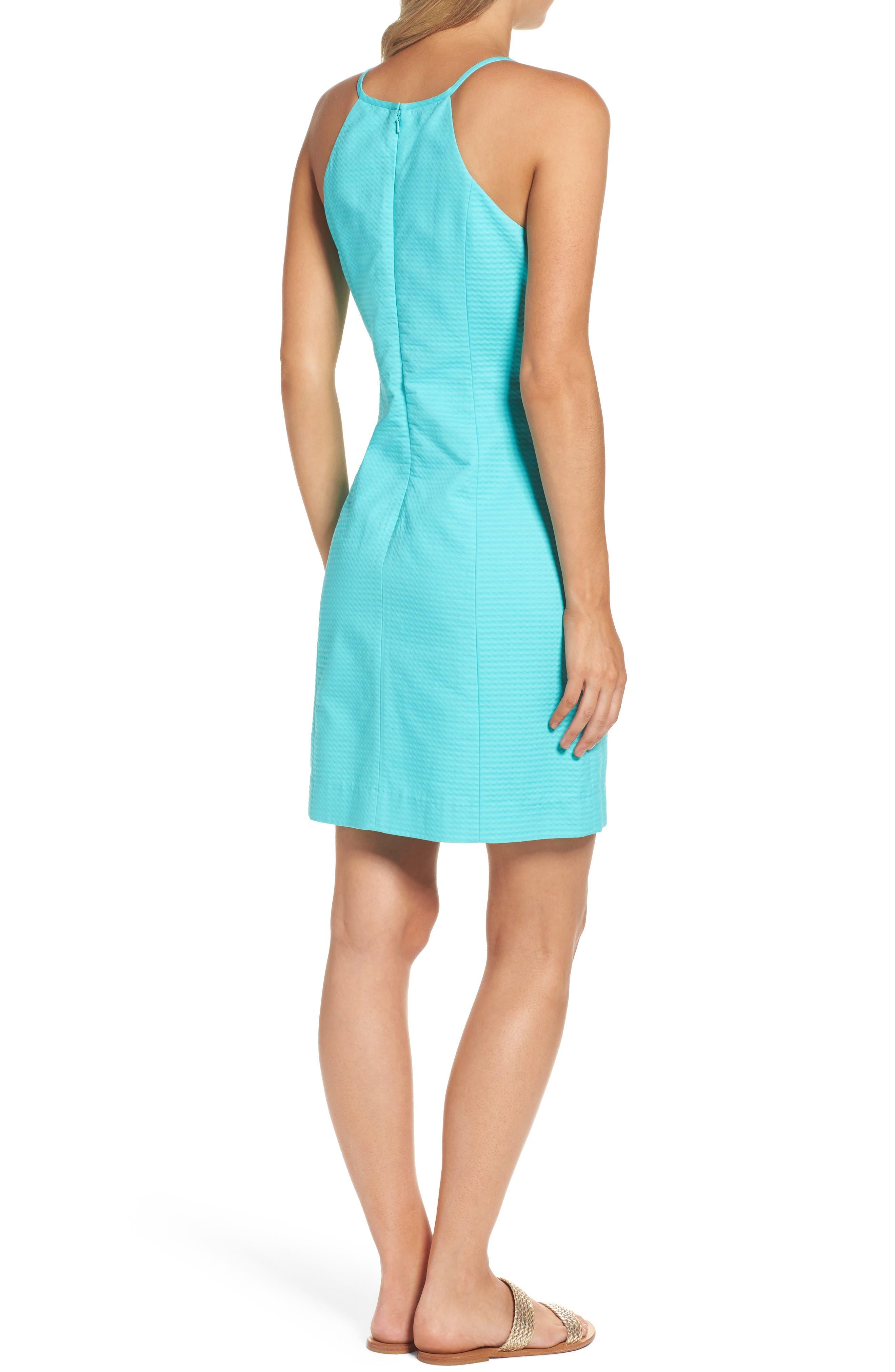 Pearl Sheath Dress,                             Alternate thumbnail 2, color,                             436